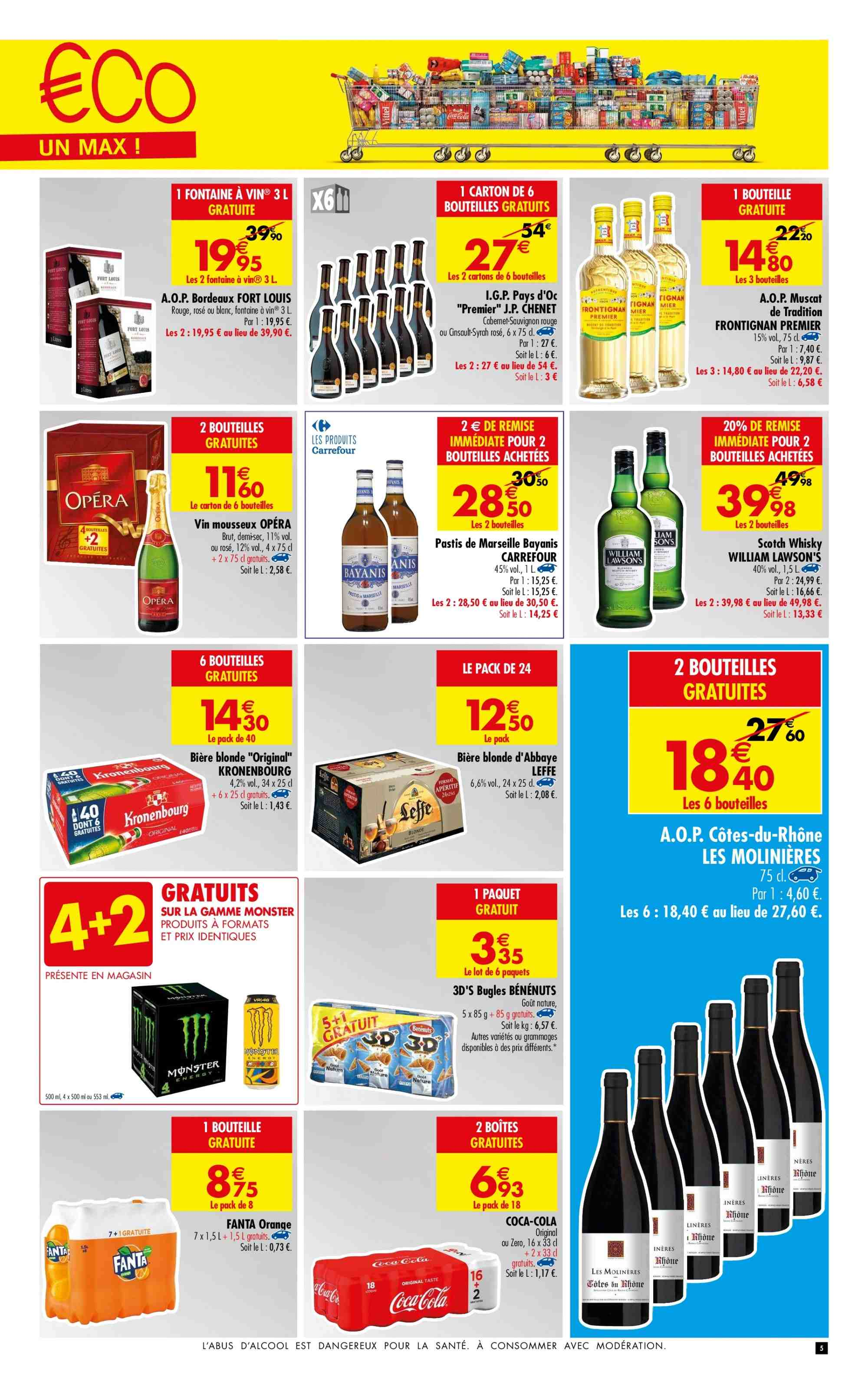 Catalogue Carrefour - 13.11.2018 - 26.11.2018. Page 5.