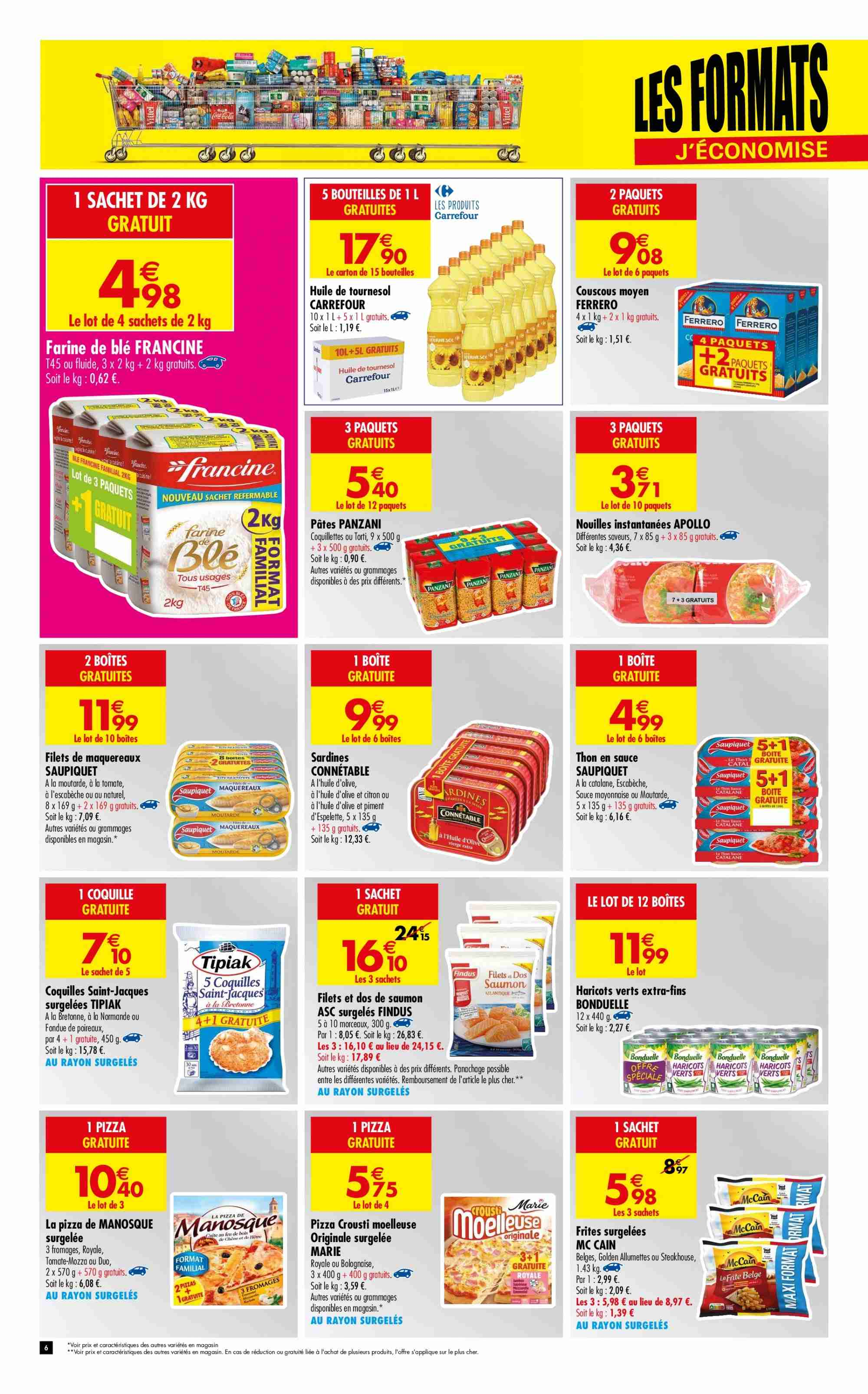 Catalogue Carrefour - 13.11.2018 - 26.11.2018. Page 6.