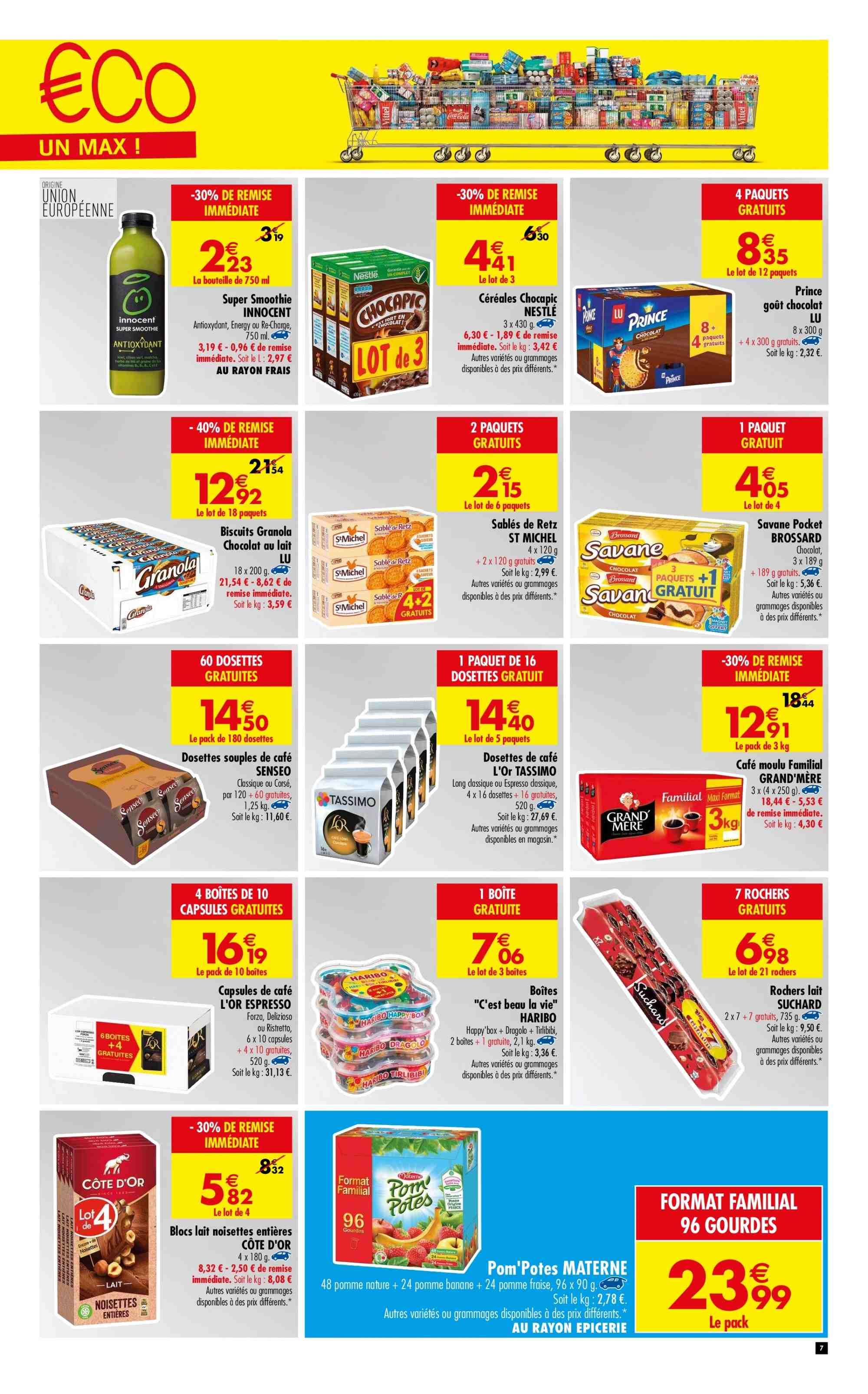 Catalogue Carrefour - 13.11.2018 - 26.11.2018. Page 7.