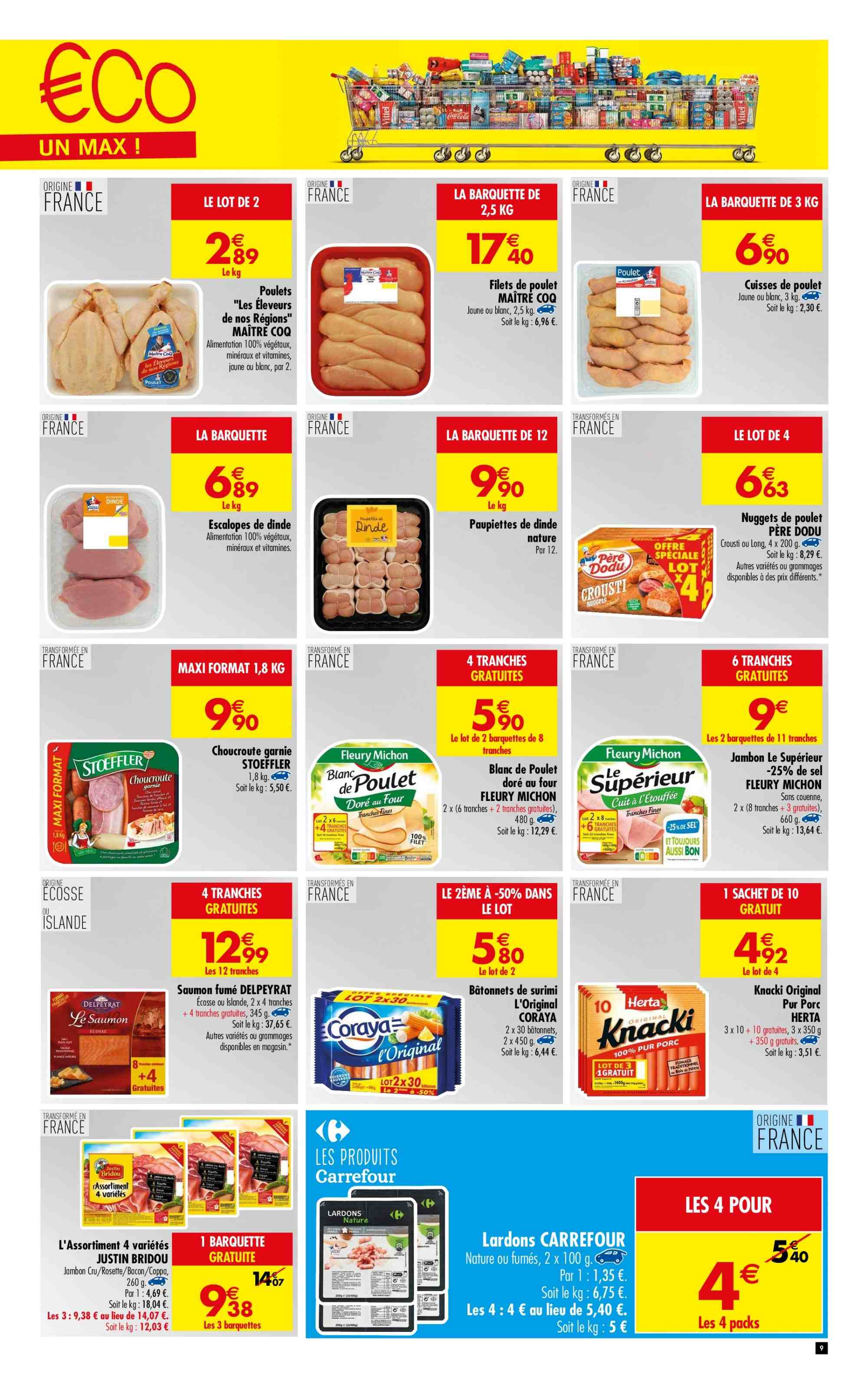 Catalogue Carrefour - 13.11.2018 - 26.11.2018. Page 9.