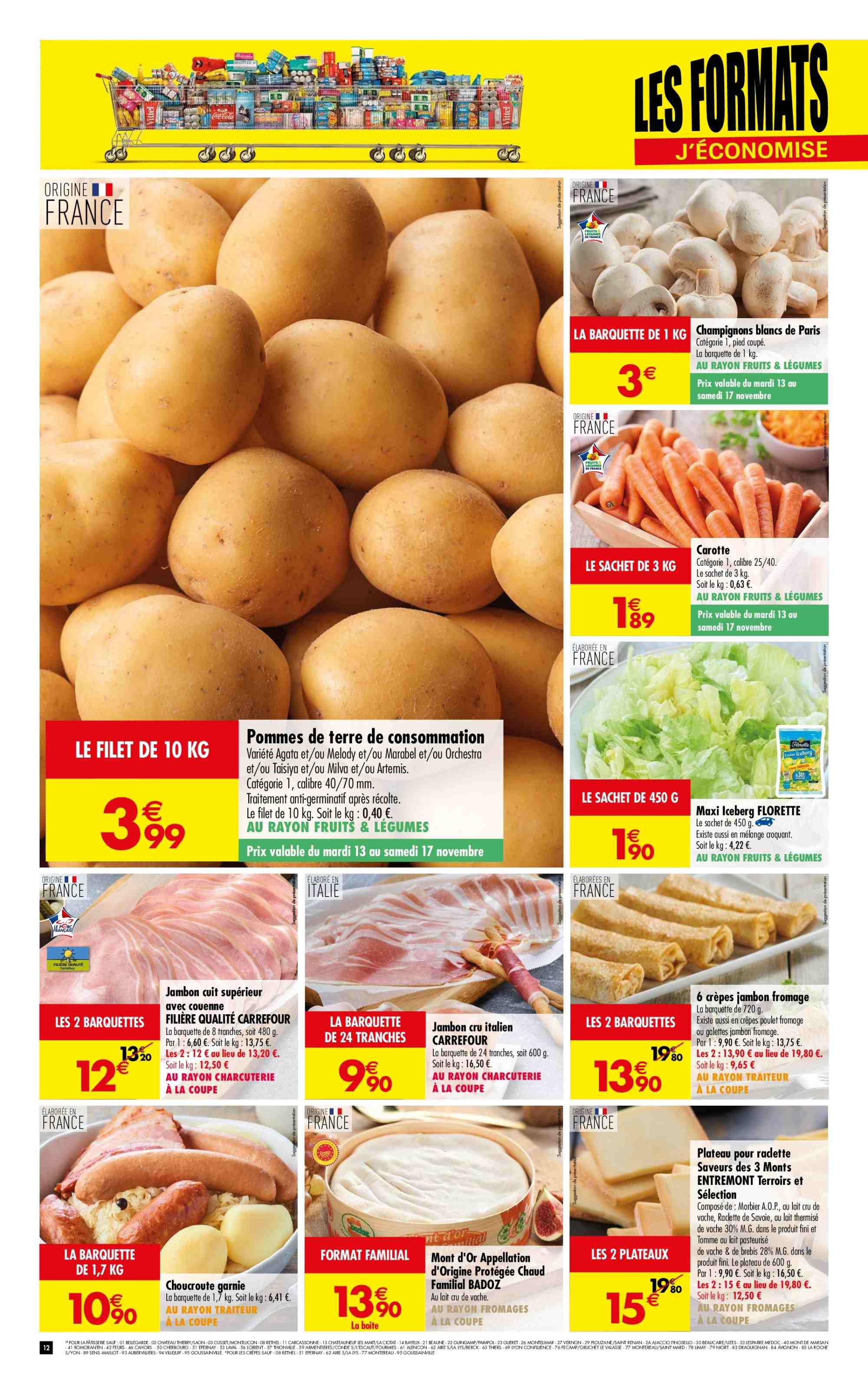 Catalogue Carrefour - 13.11.2018 - 26.11.2018. Page 12.
