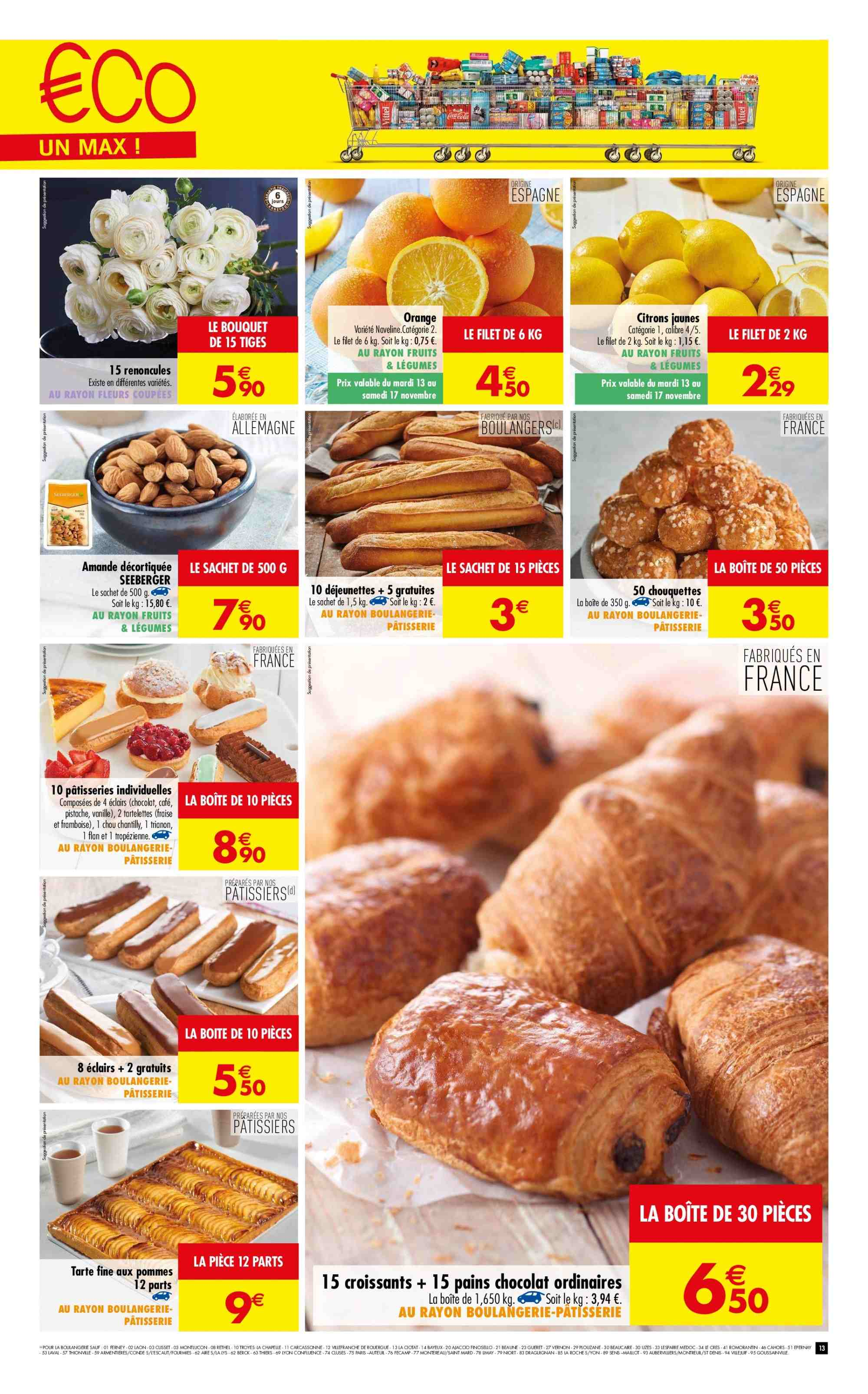 Catalogue Carrefour - 13.11.2018 - 26.11.2018. Page 13.