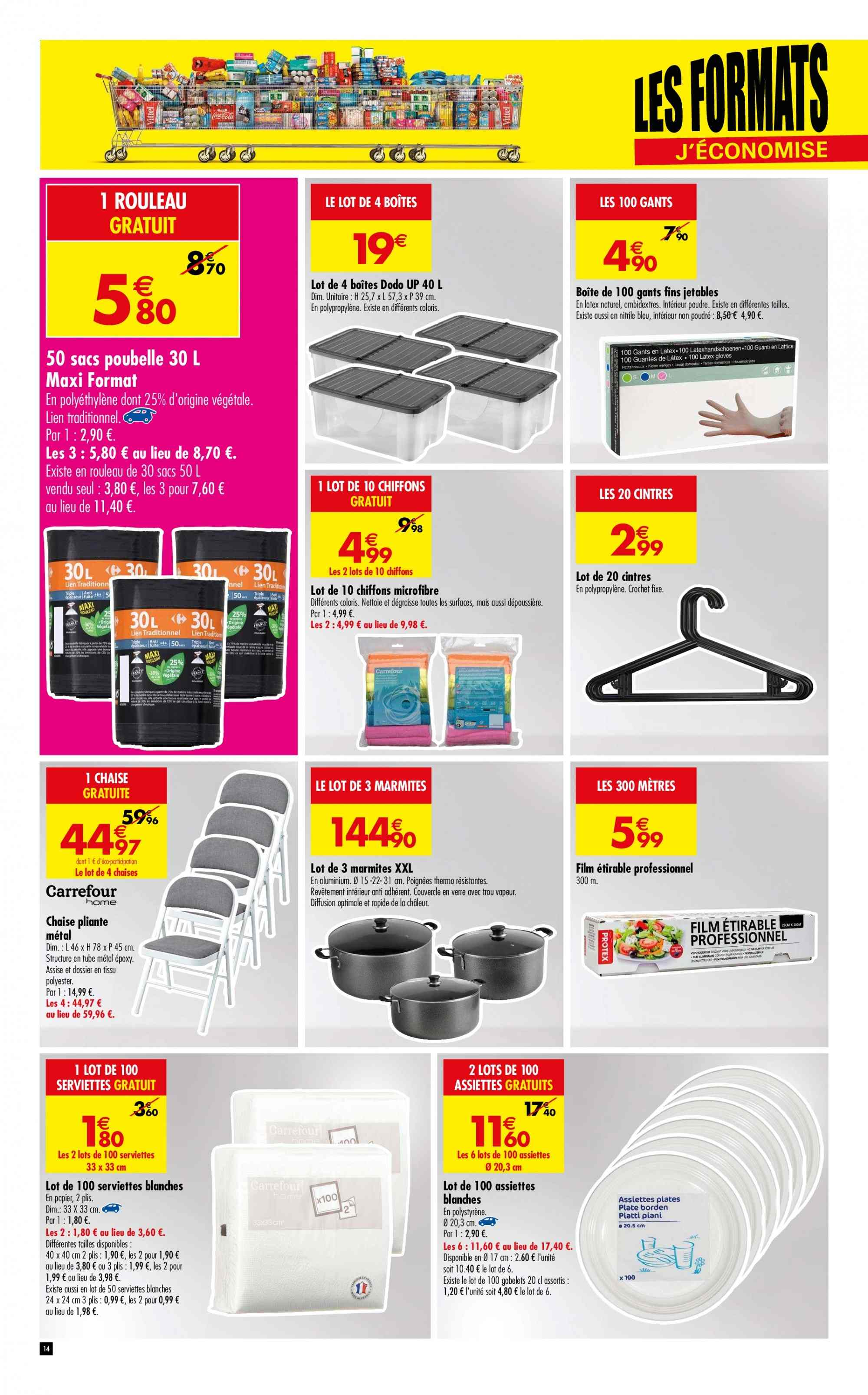 Catalogue Carrefour - 13.11.2018 - 26.11.2018. Page 14.