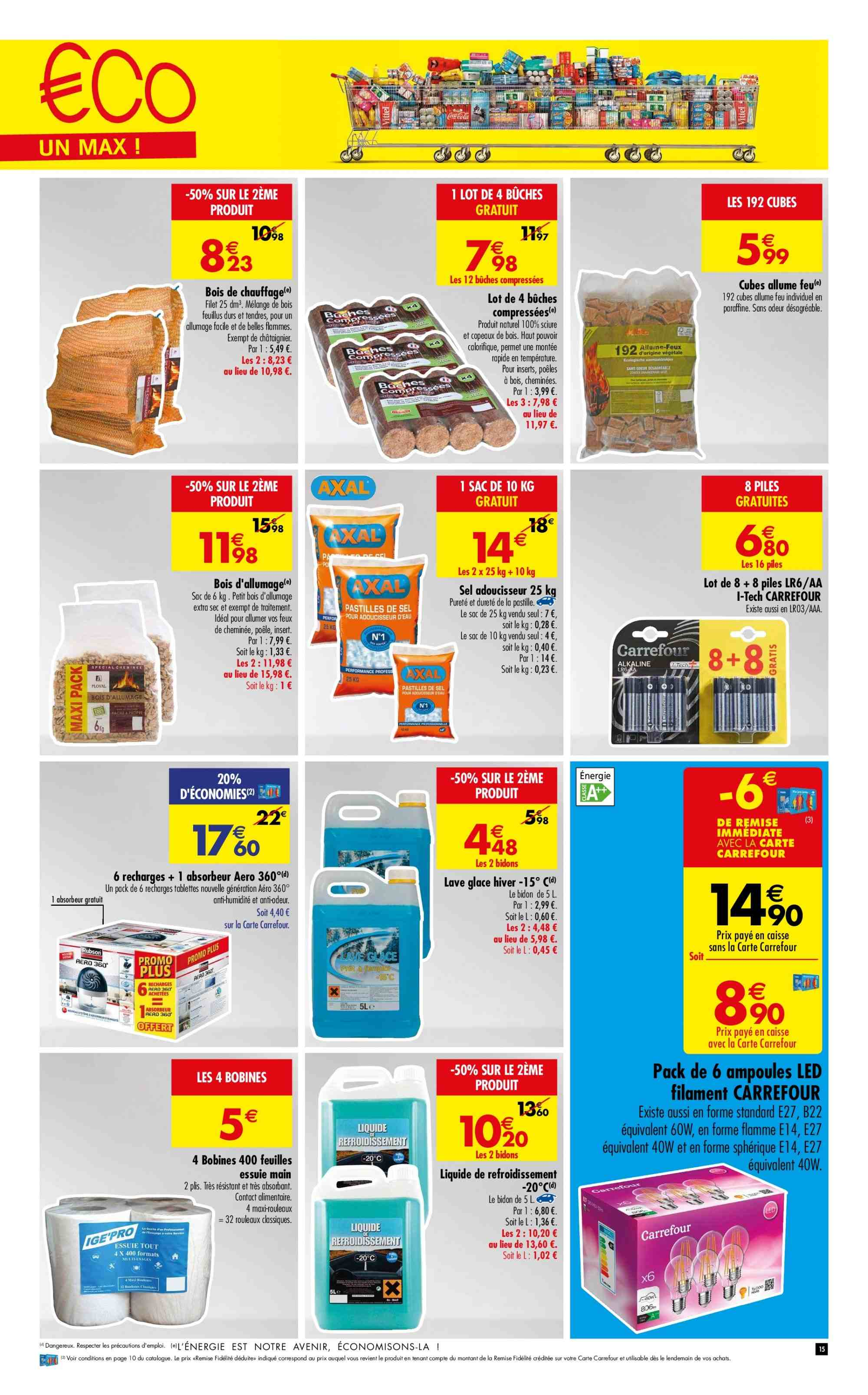 Catalogue Carrefour - 13.11.2018 - 26.11.2018. Page 15.