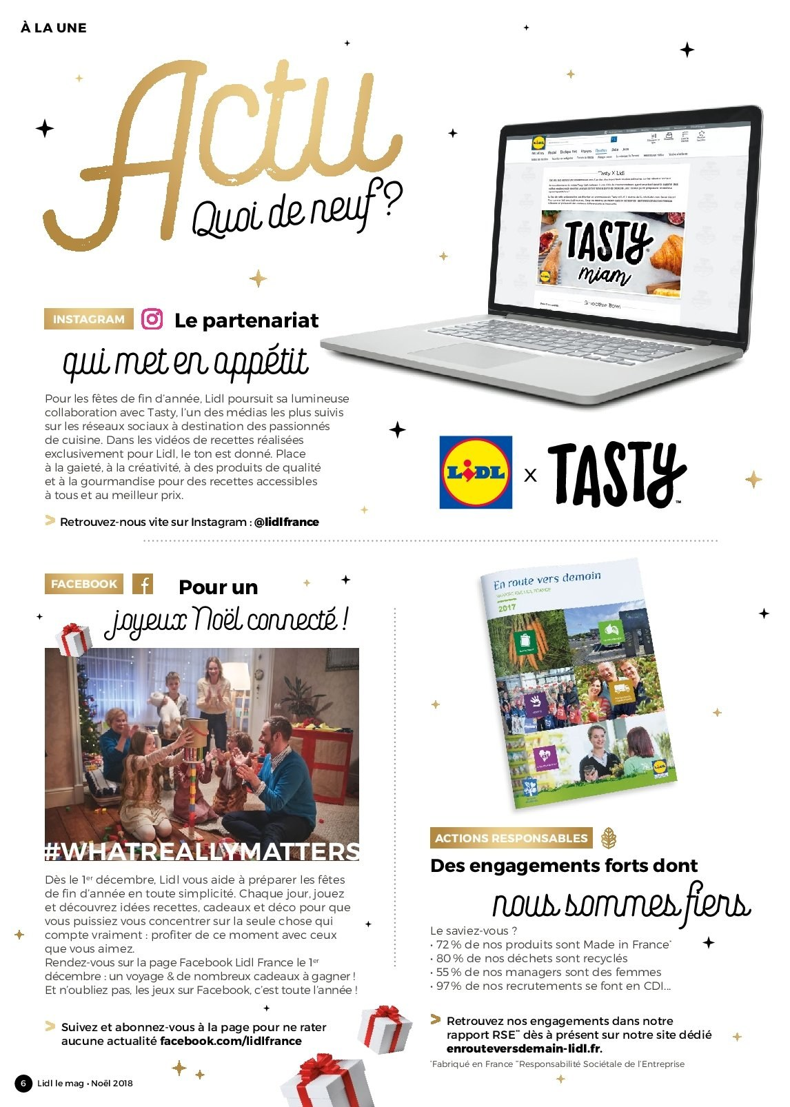 Catalogue Lidl - 26.11.2018 - 30.12.2018. Page 6.