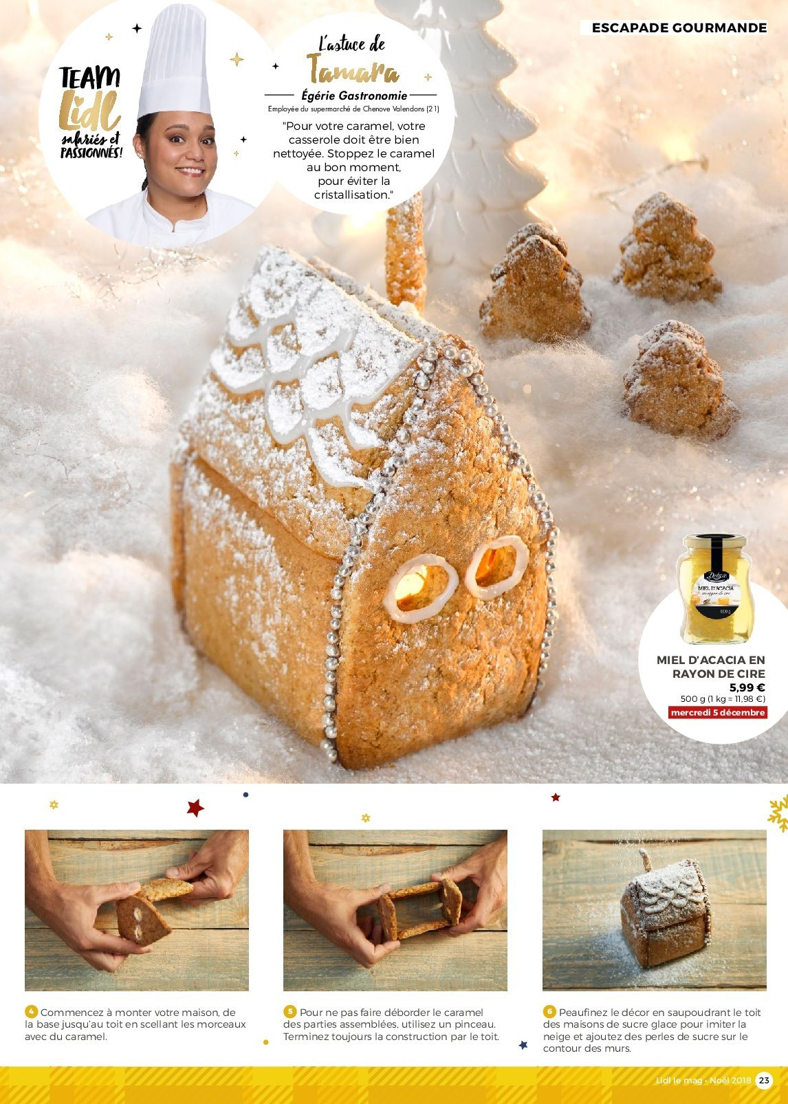 Catalogue Lidl - 26.11.2018 - 30.12.2018. Page 23.