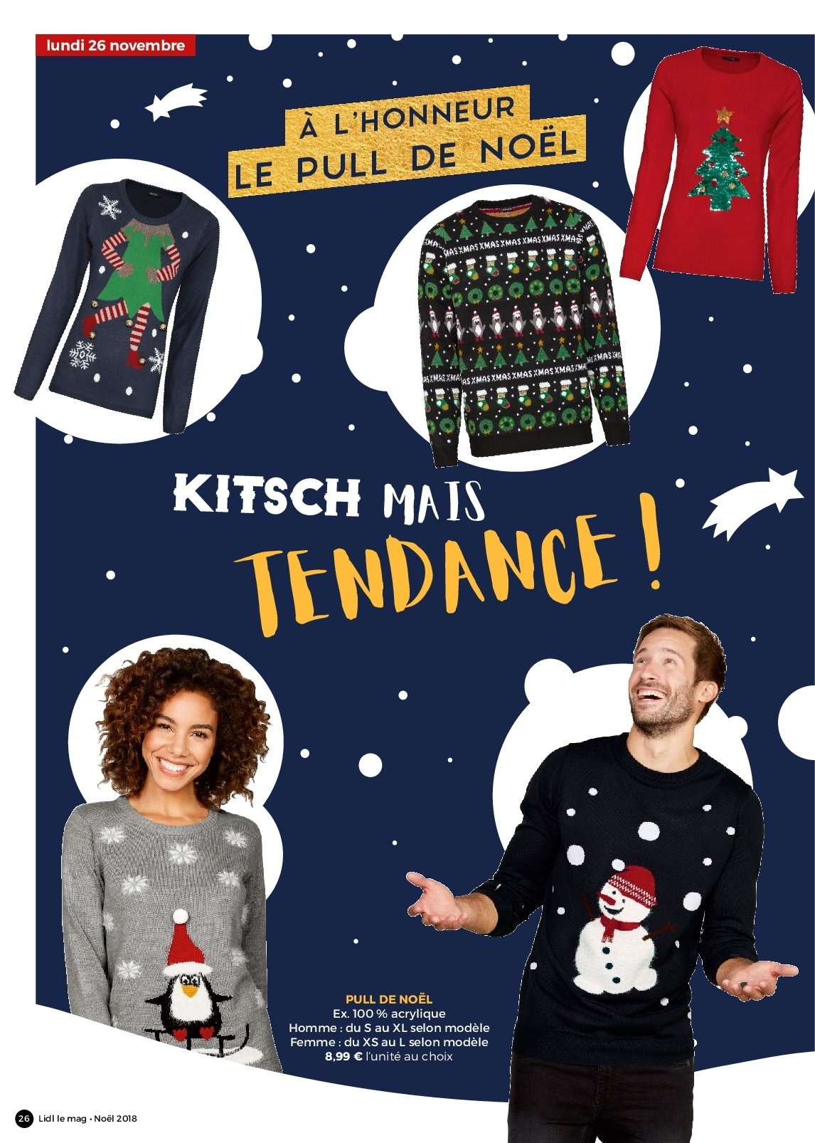 Catalogue Lidl - 26.11.2018 - 30.12.2018. Page 26.