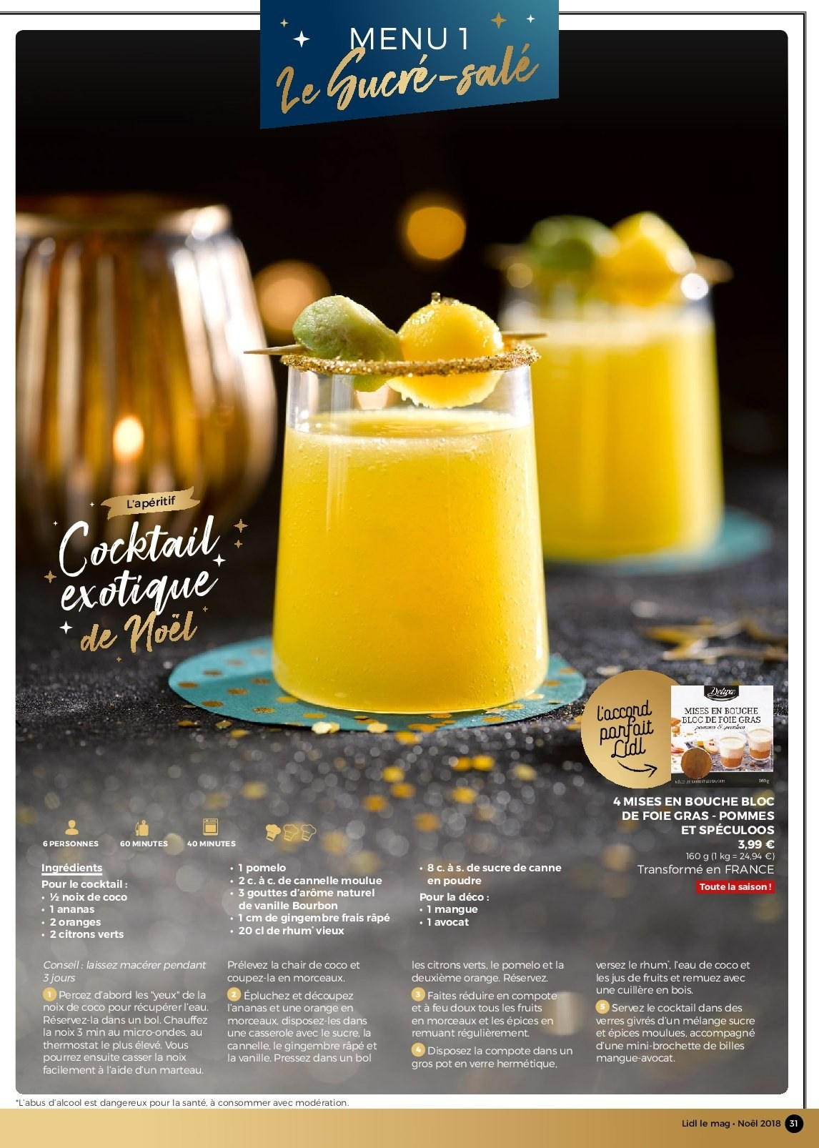Catalogue Lidl - 26.11.2018 - 30.12.2018. Page 31.