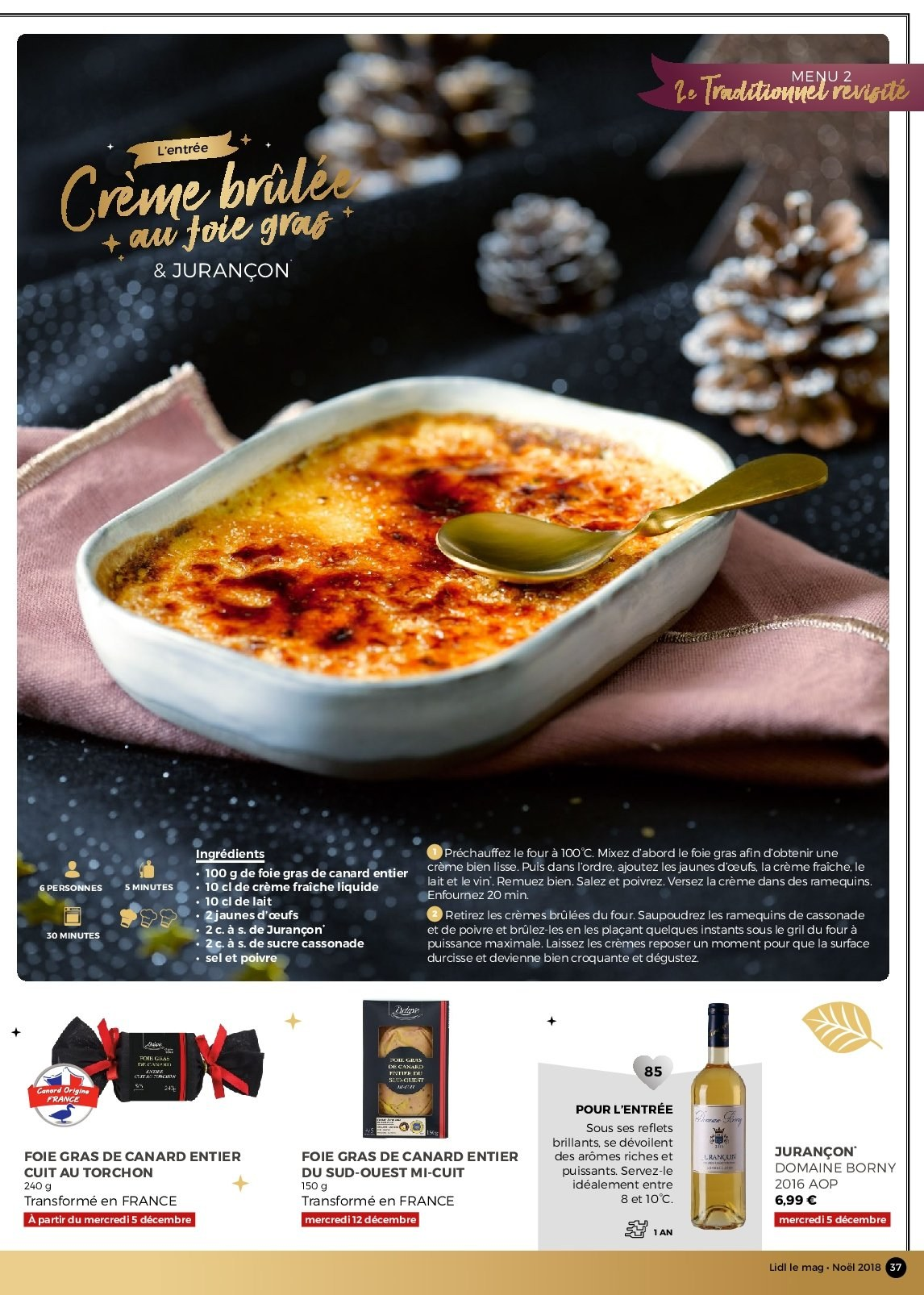 Catalogue Lidl - 26.11.2018 - 30.12.2018. Page 37.