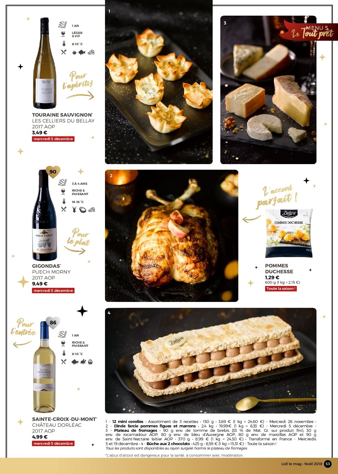 Catalogue Lidl - 26.11.2018 - 30.12.2018. Page 53.