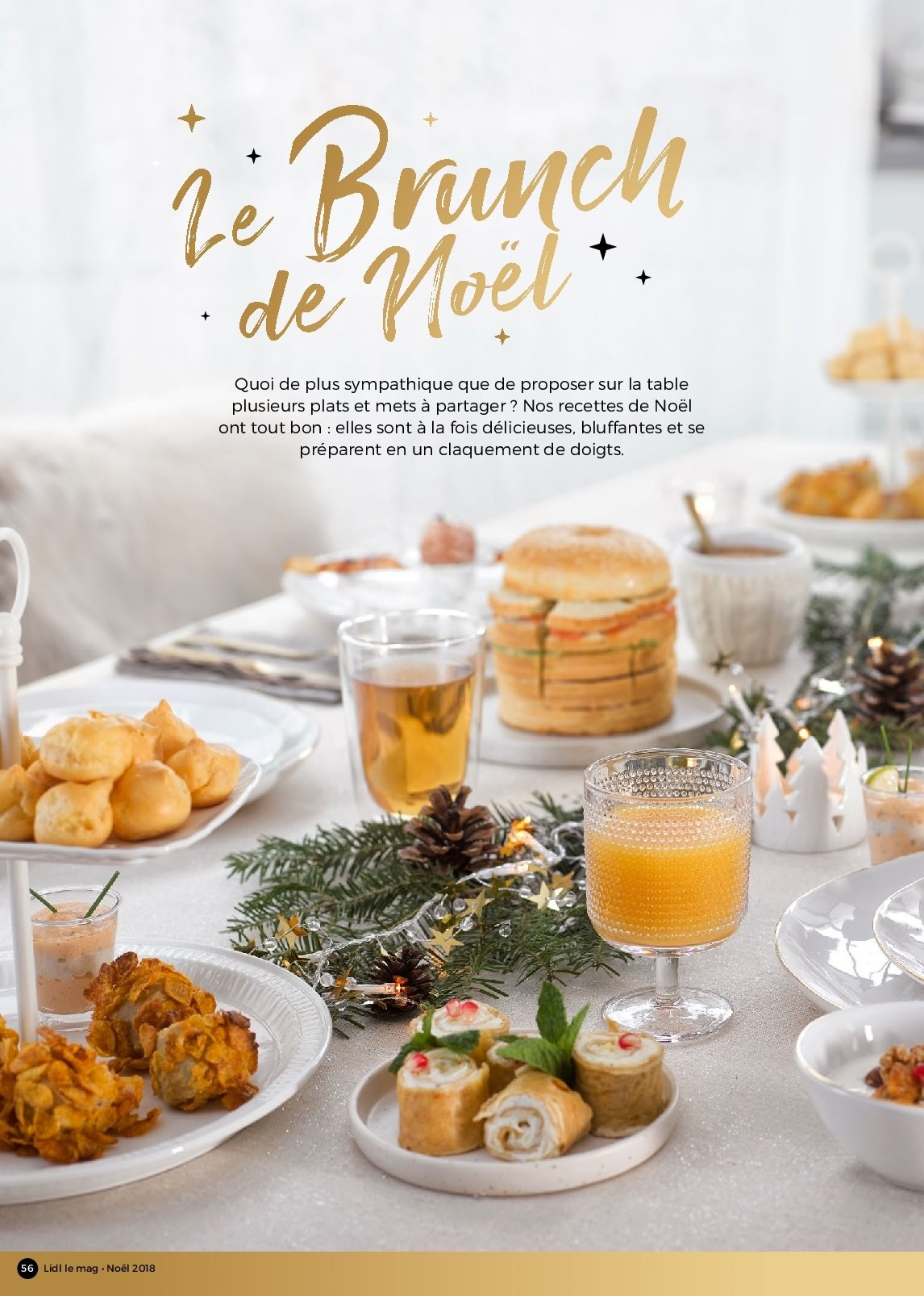 Catalogue Lidl - 26.11.2018 - 30.12.2018. Page 56.