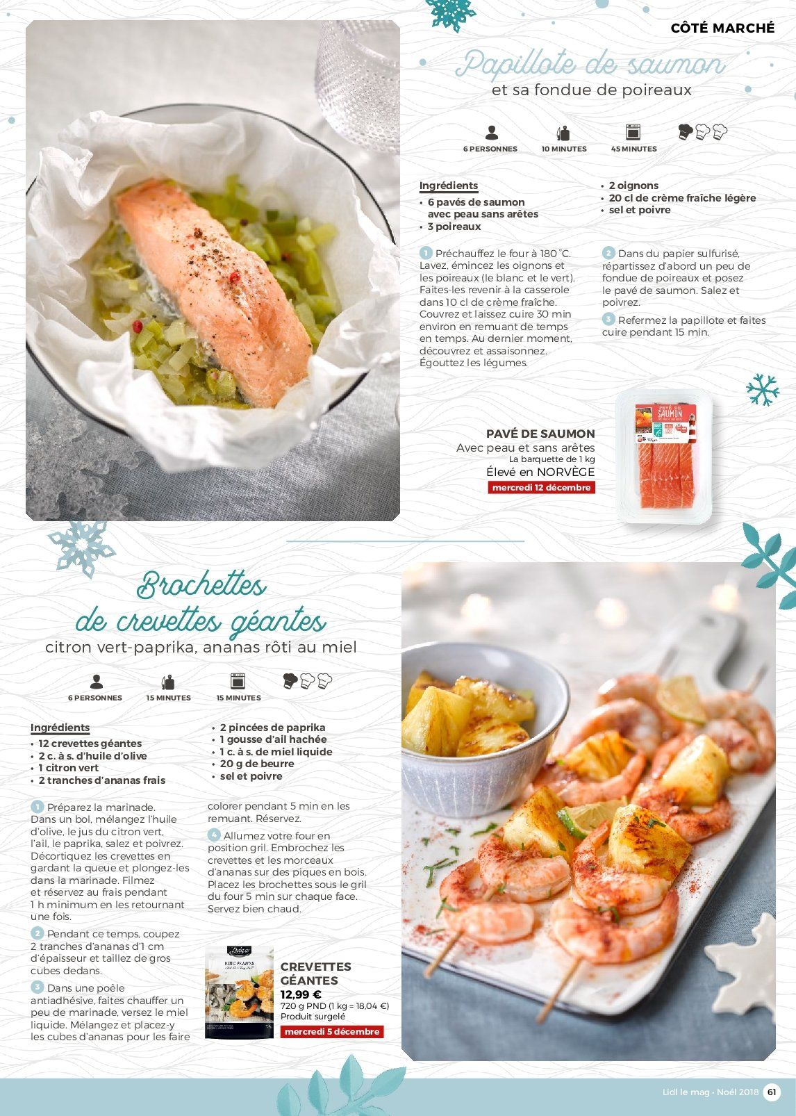 Catalogue Lidl - 26.11.2018 - 30.12.2018. Page 61.