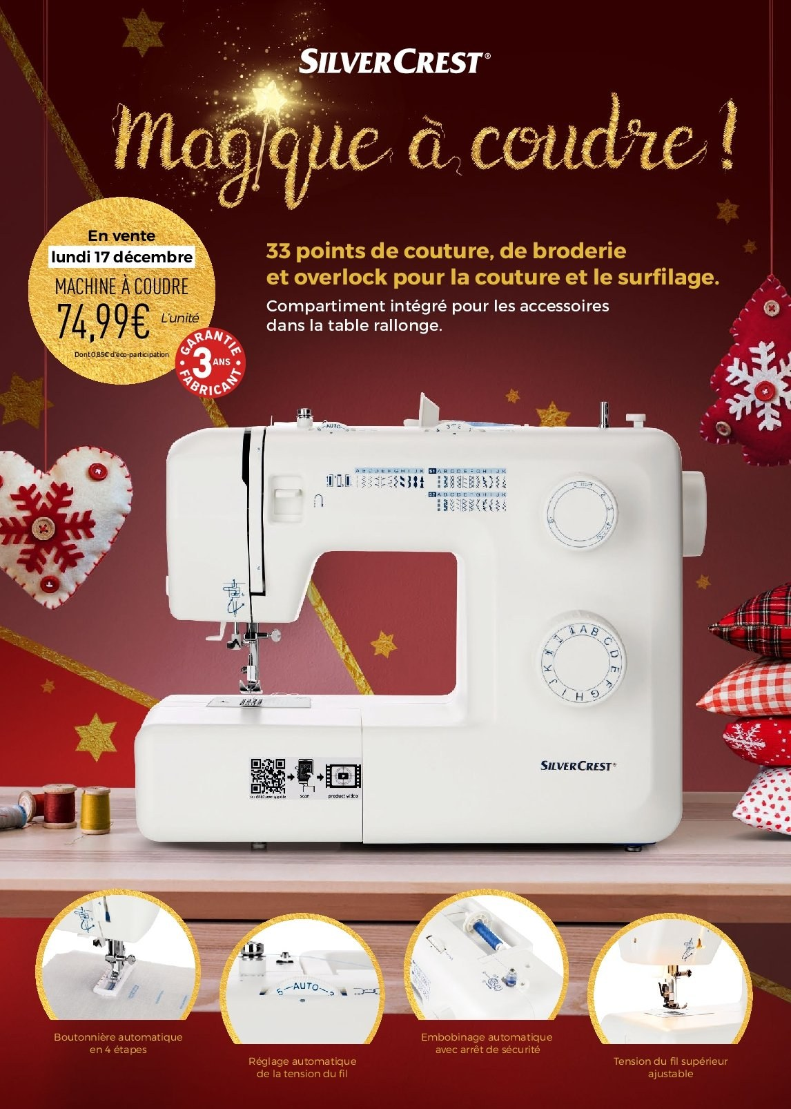 Catalogue Lidl - 26.11.2018 - 30.12.2018. Page 73.
