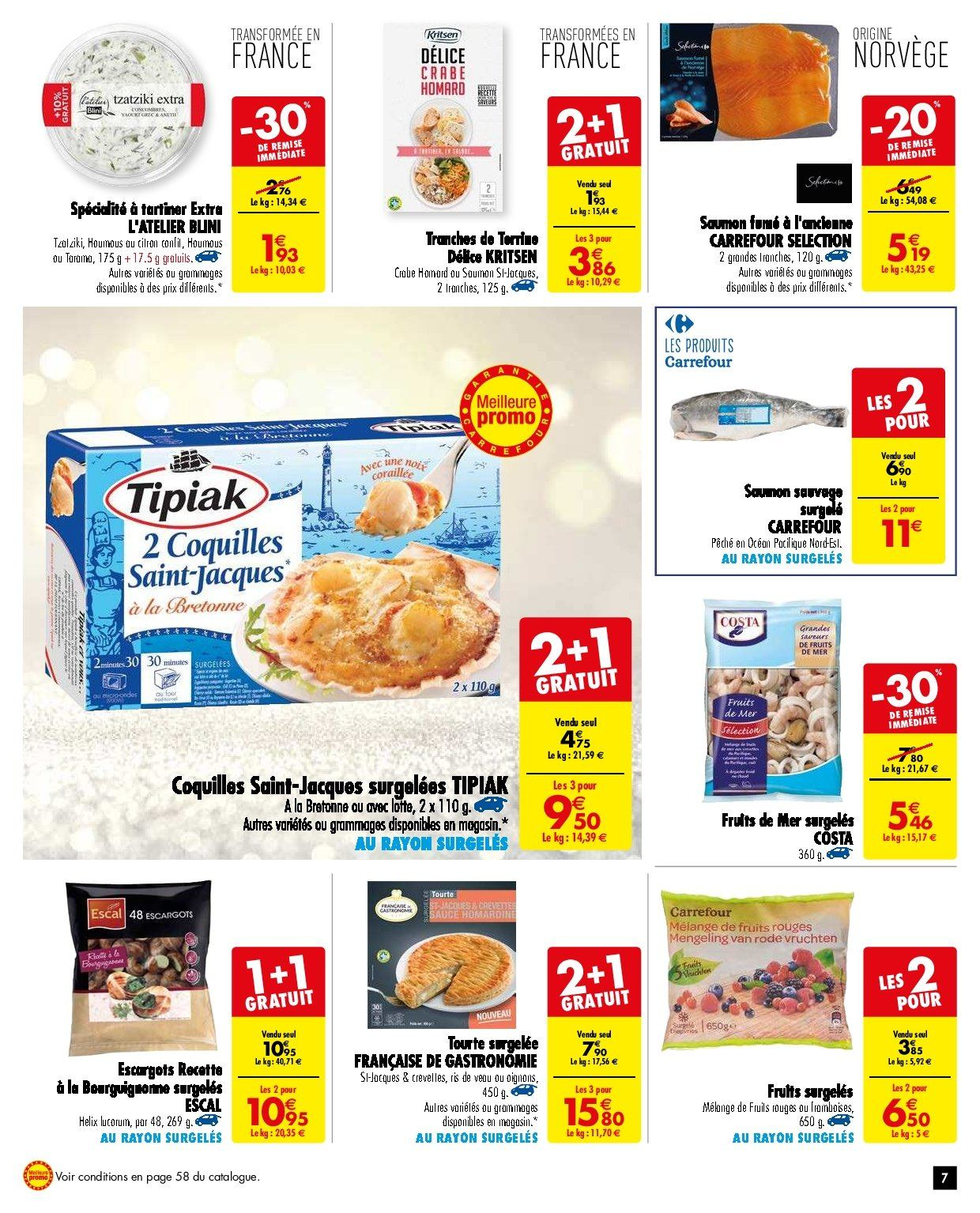 Catalogue Carrefour - 27.11.2018 - 03.12.2018. Page 7.