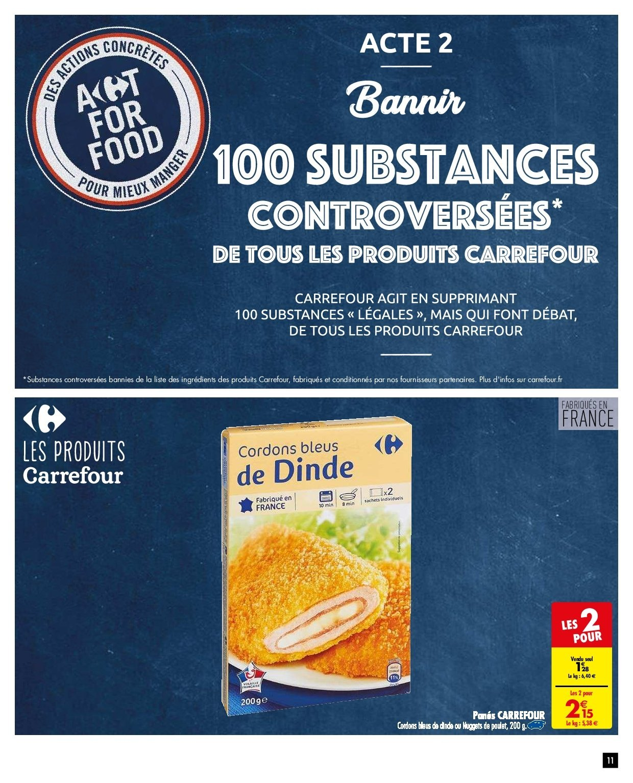 Catalogue Carrefour - 27.11.2018 - 03.12.2018. Page 11.