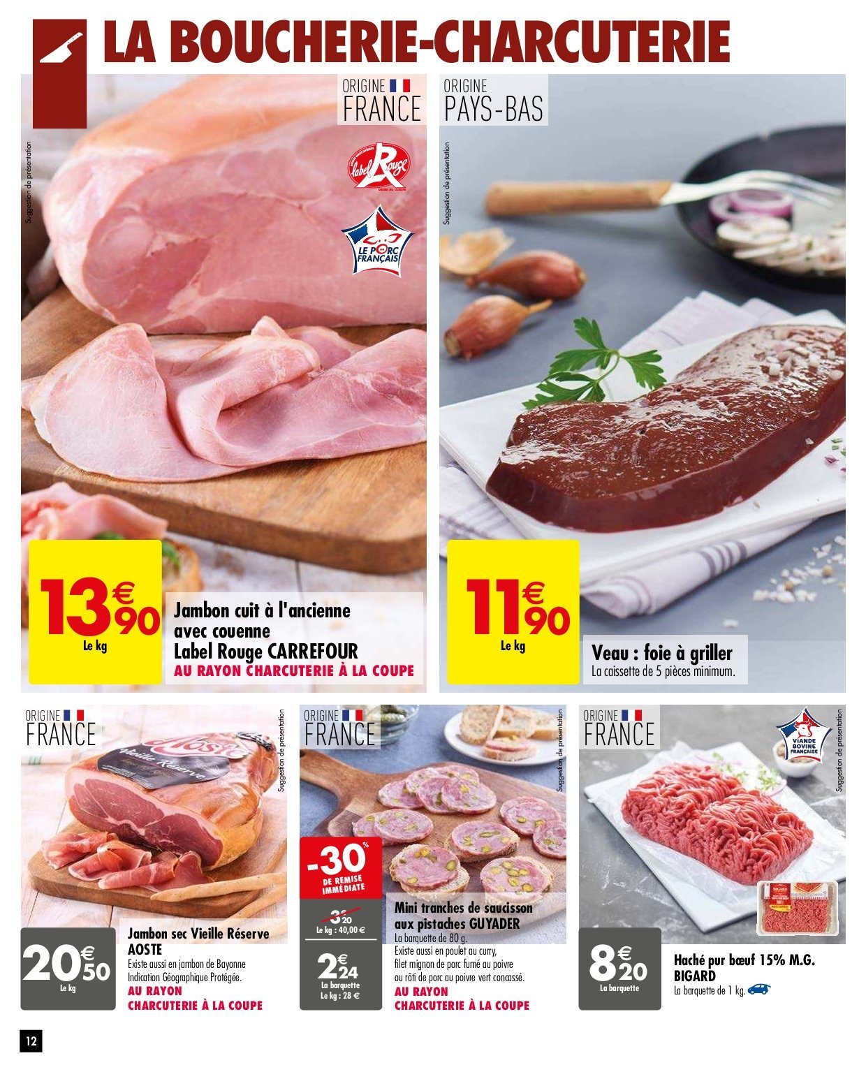 Catalogue Carrefour - 27.11.2018 - 03.12.2018. Page 12.