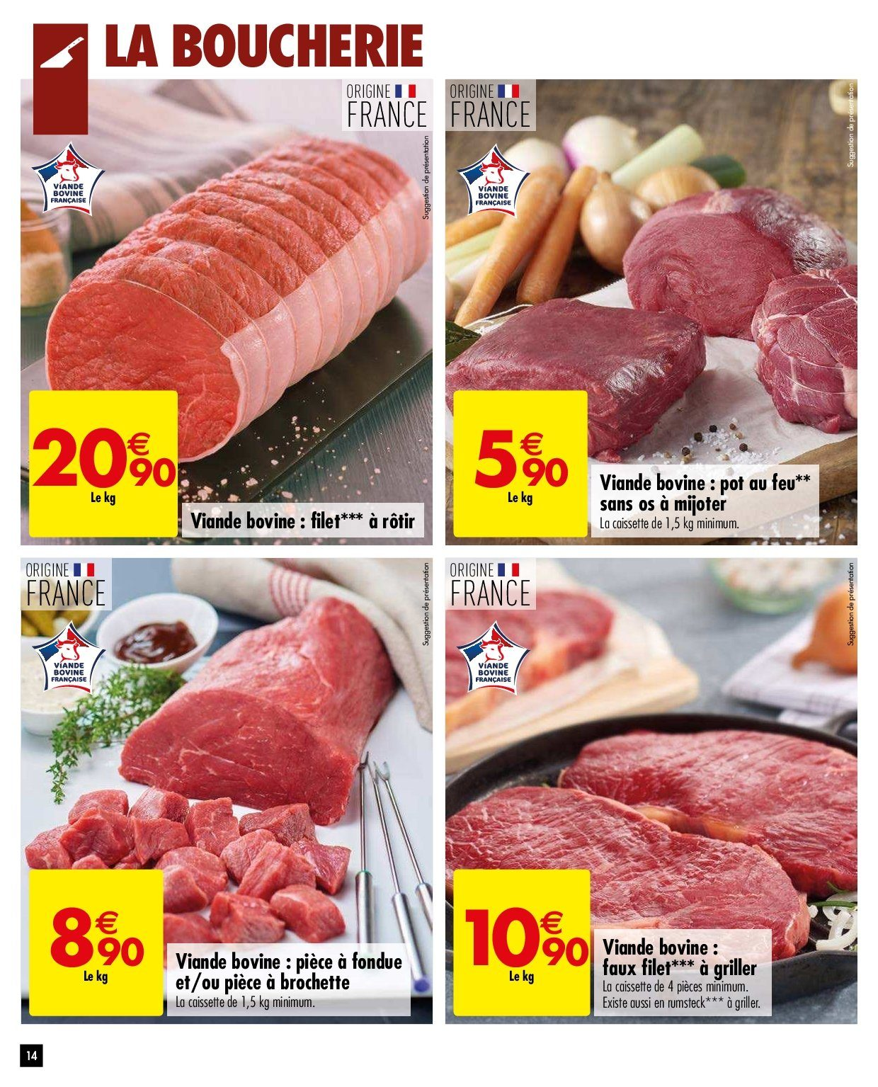 Catalogue Carrefour - 27.11.2018 - 03.12.2018. Page 14.