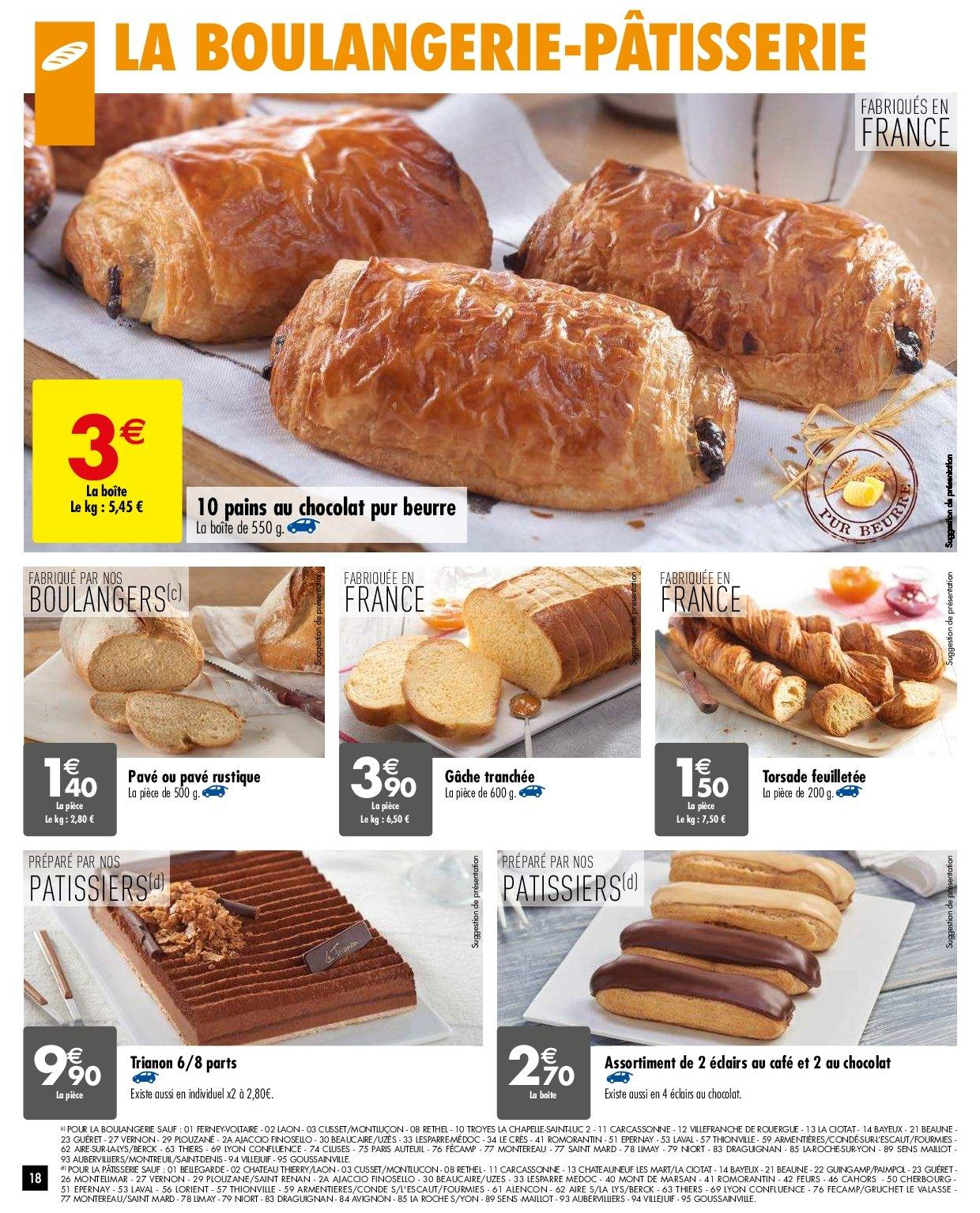 Catalogue Carrefour - 27.11.2018 - 03.12.2018. Page 18.