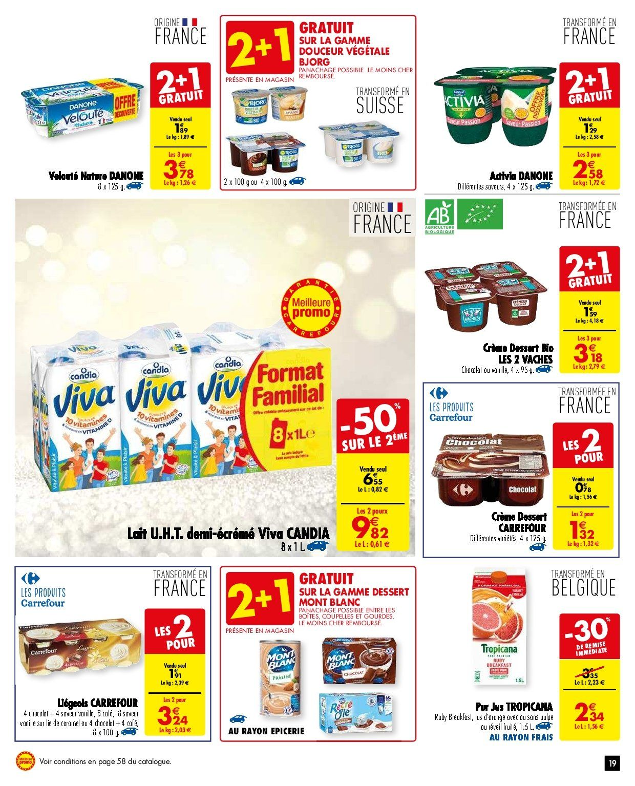 Catalogue Carrefour - 27.11.2018 - 03.12.2018. Page 19.
