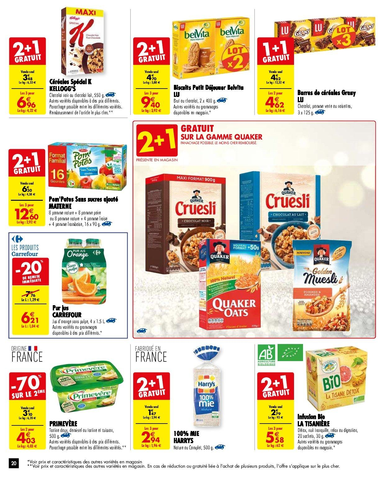 Catalogue Carrefour - 27.11.2018 - 03.12.2018. Page 20.