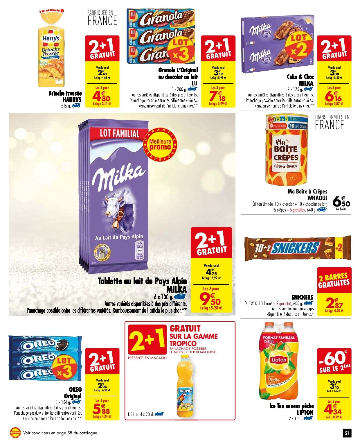 Catalogue Carrefour - 27.11.2018 - 03.12.2018. Page 21.