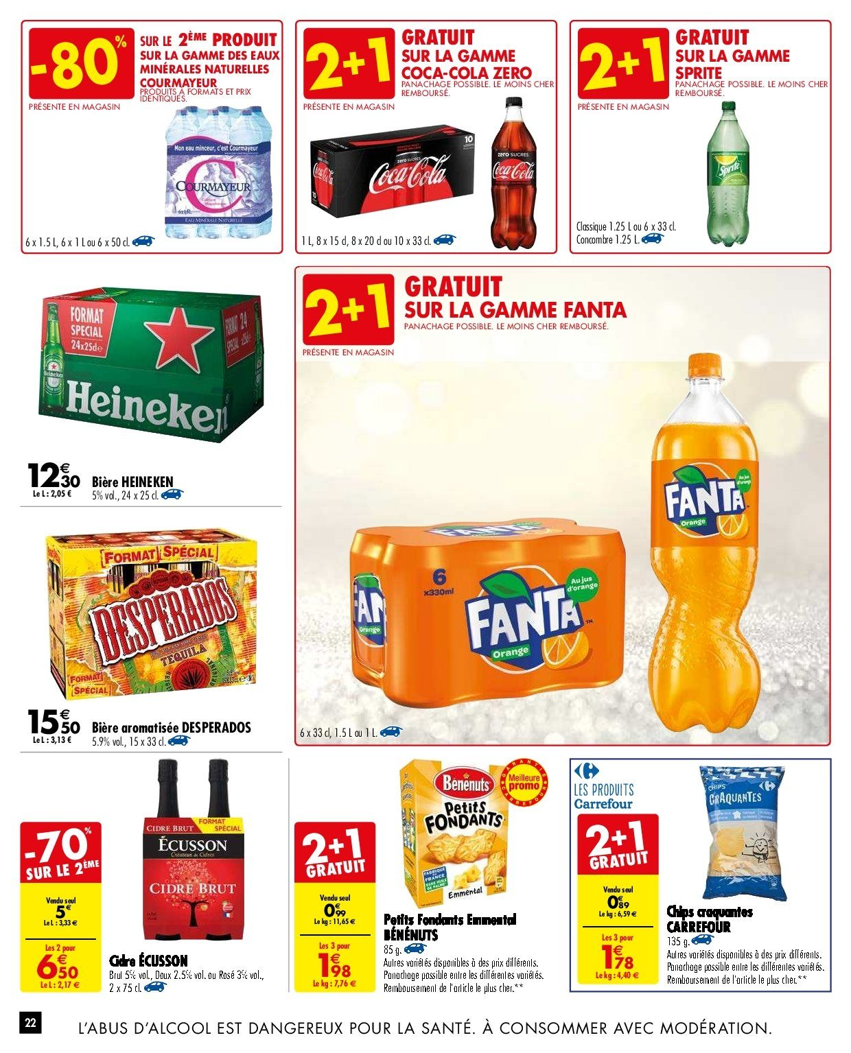 Catalogue Carrefour - 27.11.2018 - 03.12.2018. Page 22.