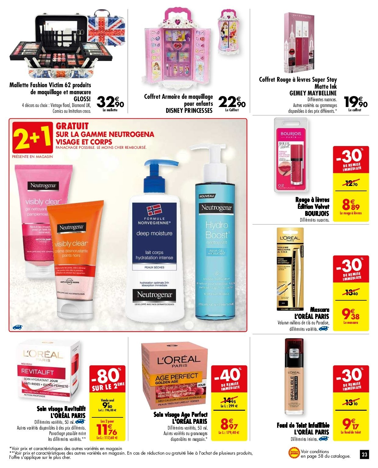 Catalogue Carrefour - 27.11.2018 - 03.12.2018. Page 23.