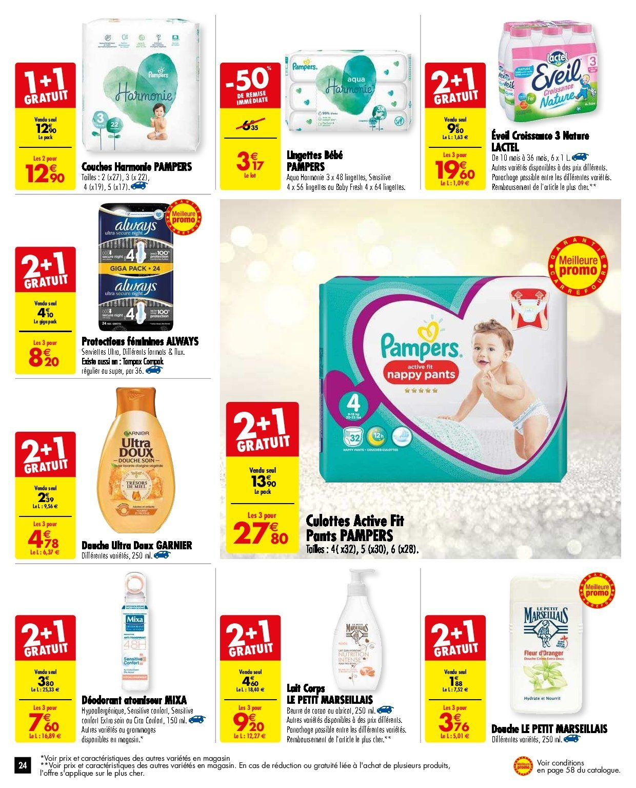 Catalogue Carrefour - 27.11.2018 - 03.12.2018. Page 24.
