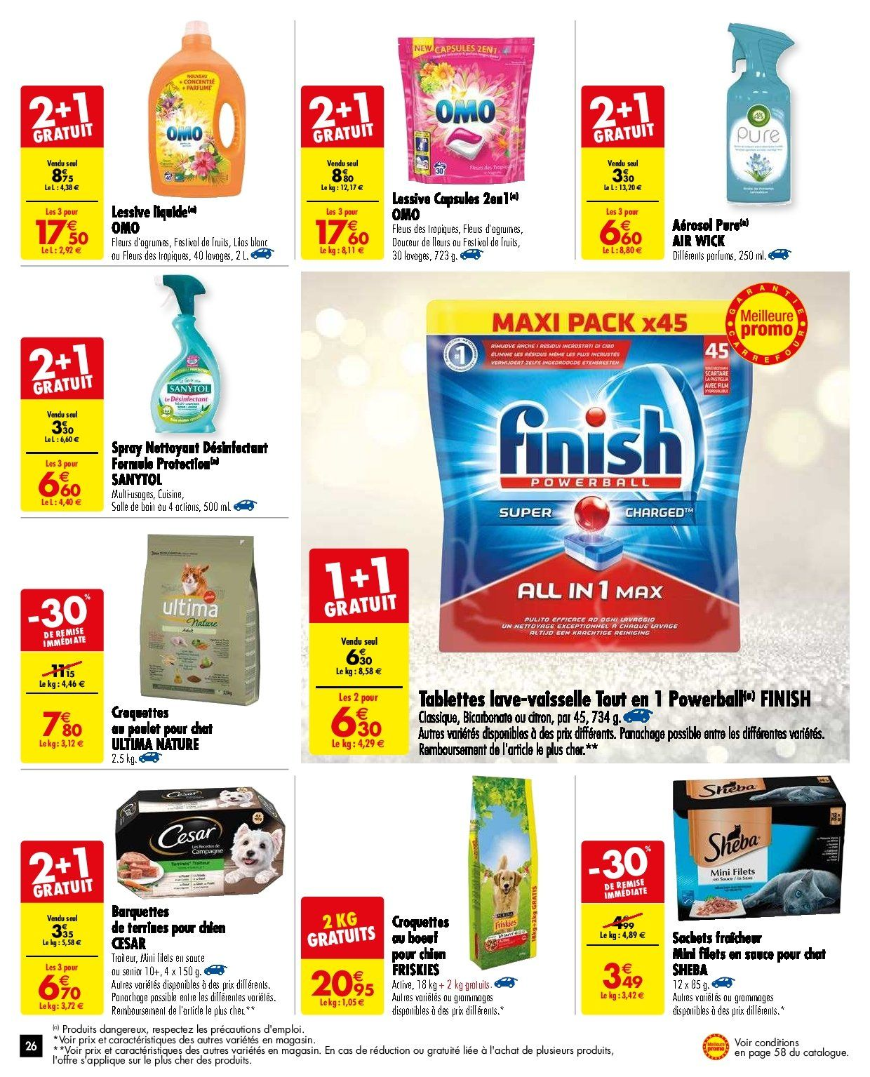 Catalogue Carrefour - 27.11.2018 - 03.12.2018. Page 26.