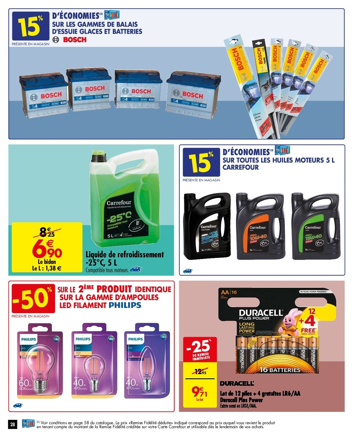 Catalogue Carrefour - 27.11.2018 - 03.12.2018. Page 28.