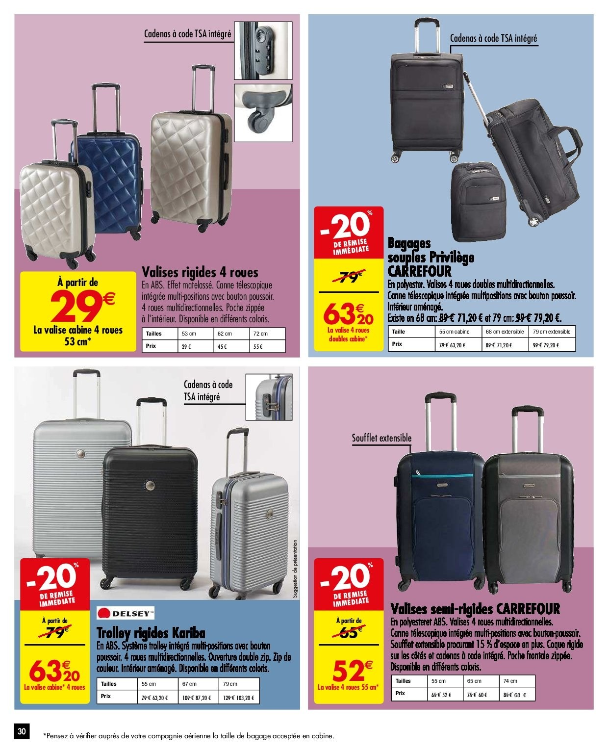 Catalogue Carrefour - 27.11.2018 - 03.12.2018. Page 30.