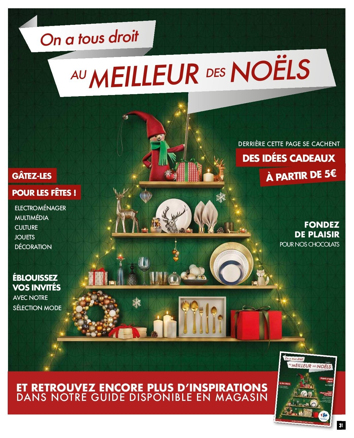 Catalogue Carrefour - 27.11.2018 - 03.12.2018. Page 31.