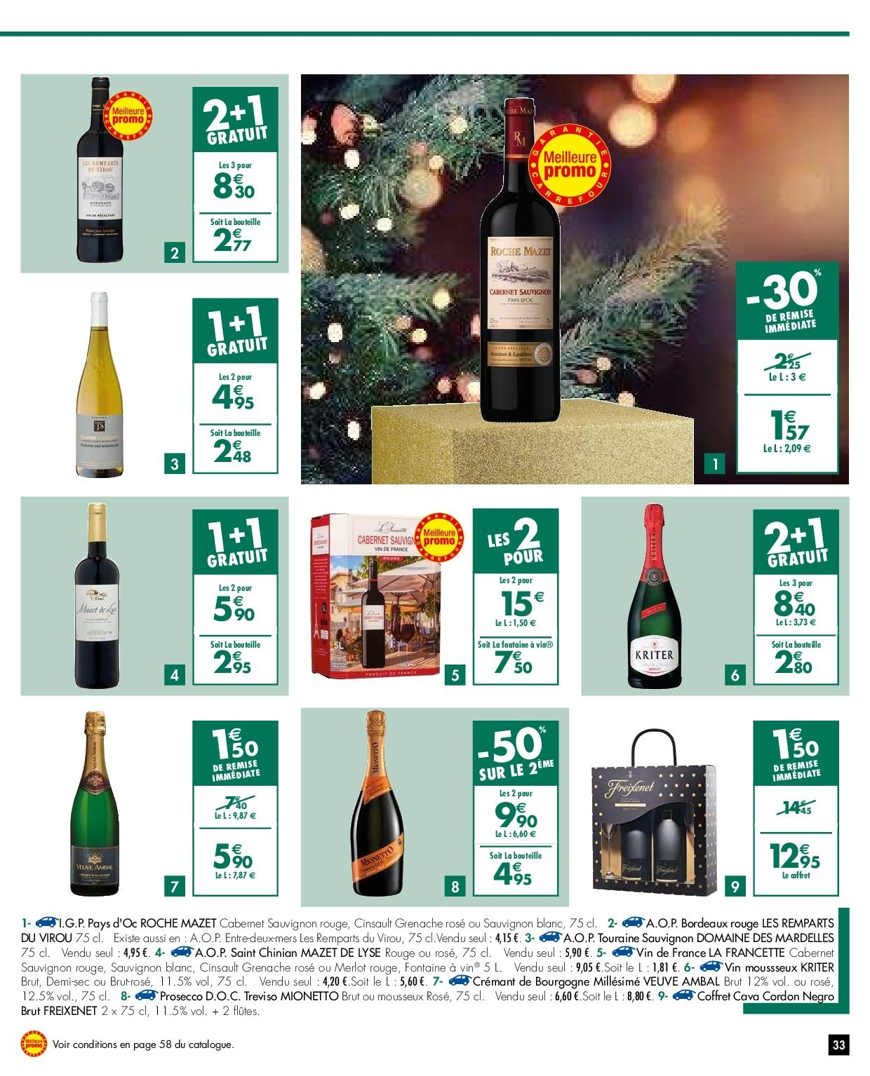 Catalogue Carrefour - 27.11.2018 - 03.12.2018. Page 33.