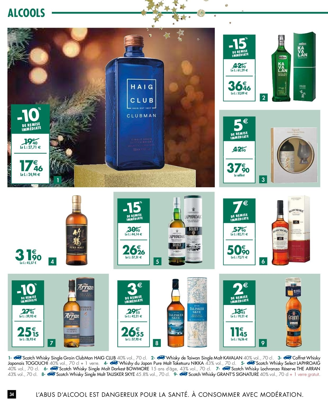 Catalogue Carrefour - 27.11.2018 - 03.12.2018. Page 34.