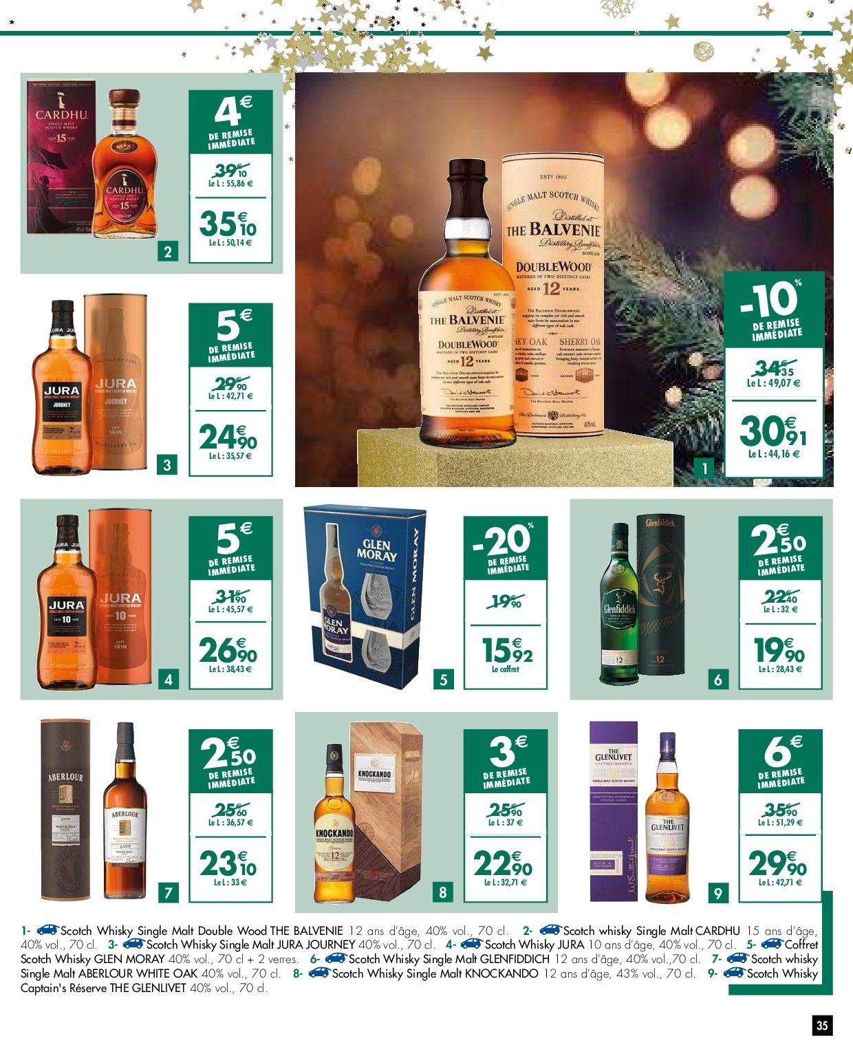 Catalogue Carrefour - 27.11.2018 - 03.12.2018. Page 35.