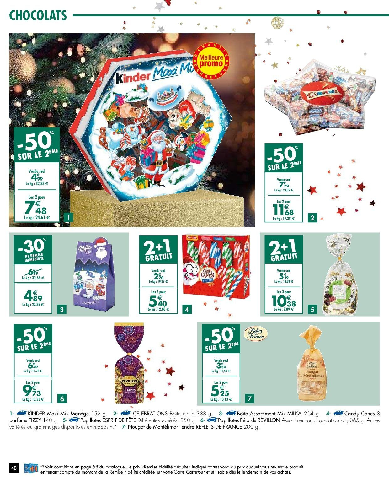 Catalogue Carrefour - 27.11.2018 - 03.12.2018. Page 40.
