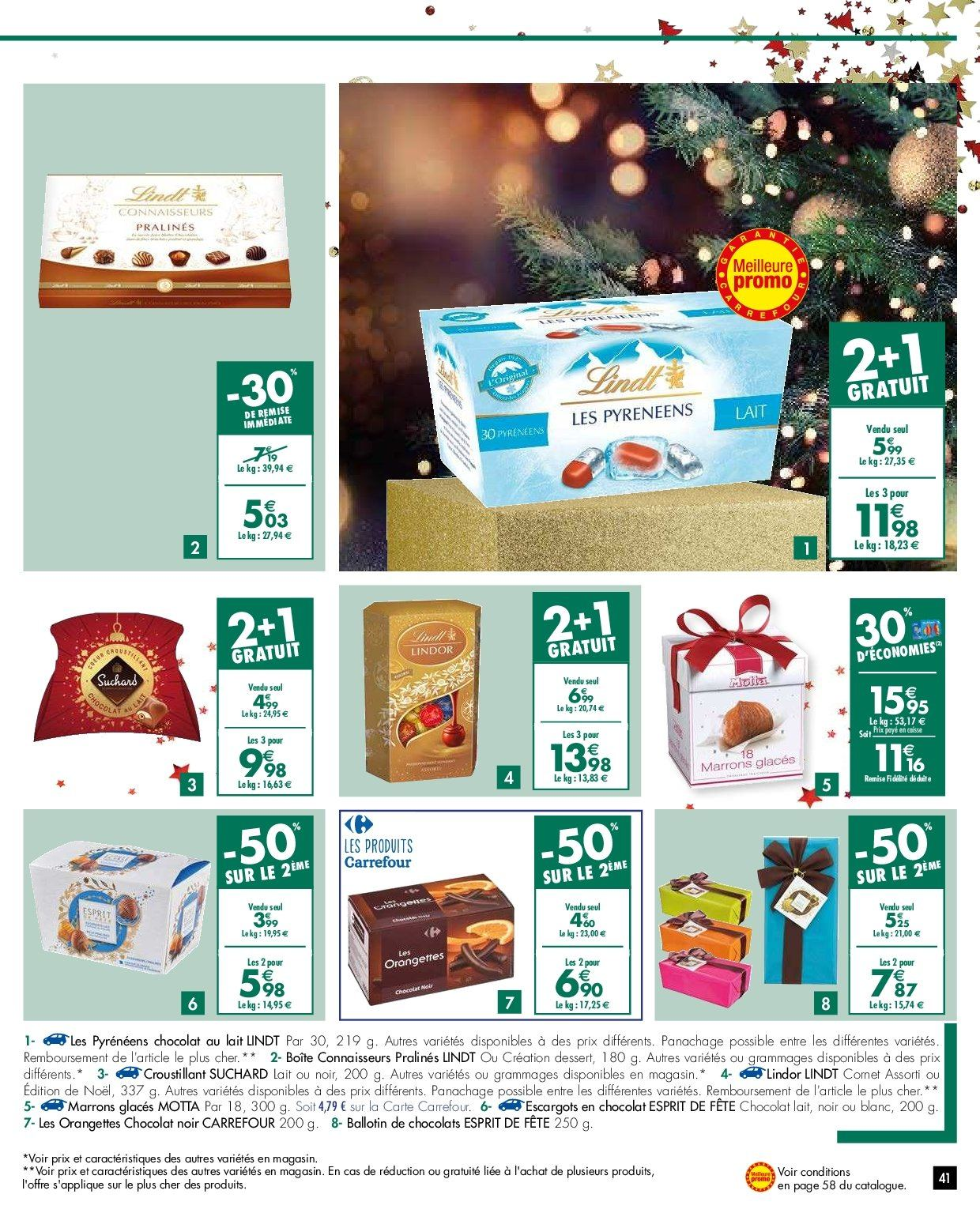 Catalogue Carrefour - 27.11.2018 - 03.12.2018. Page 41.