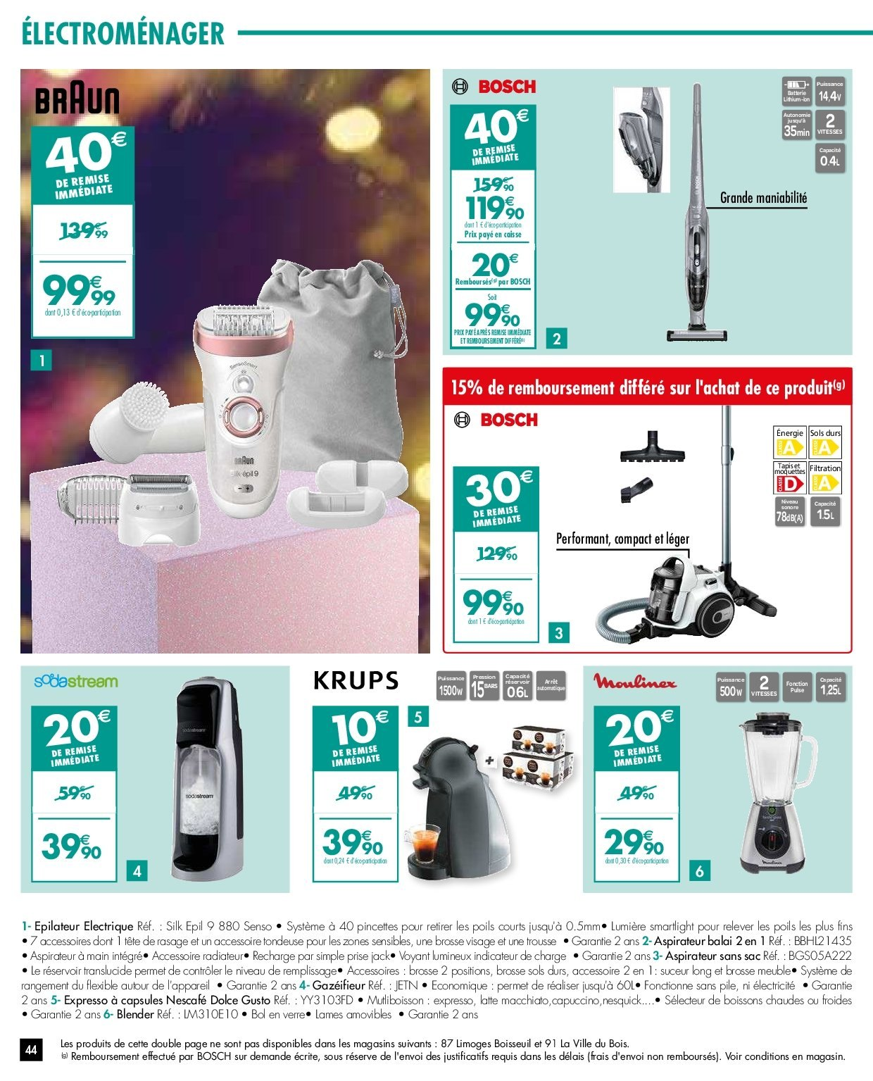 Catalogue Carrefour - 27.11.2018 - 03.12.2018. Page 44.