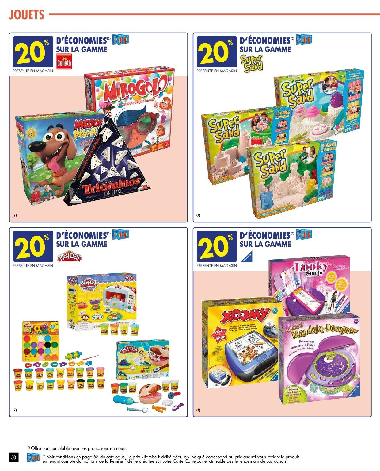 Catalogue Carrefour - 27.11.2018 - 03.12.2018. Page 50.