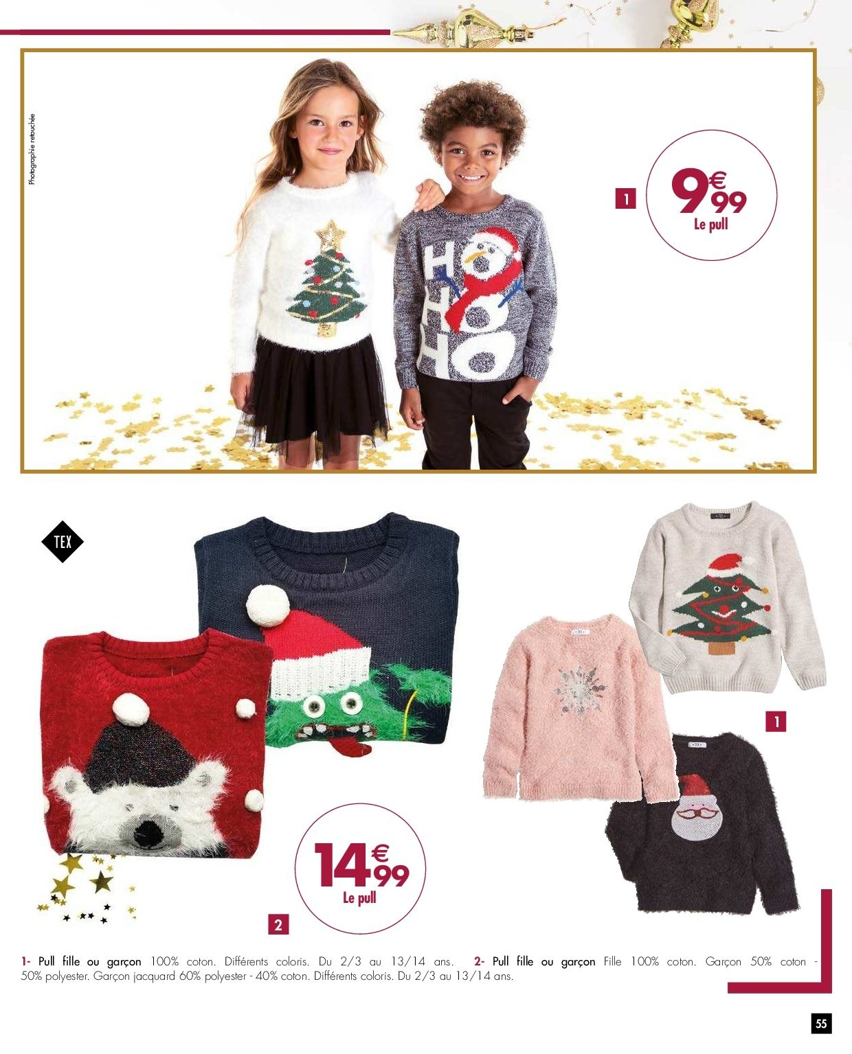 Catalogue Carrefour - 27.11.2018 - 03.12.2018. Page 55.