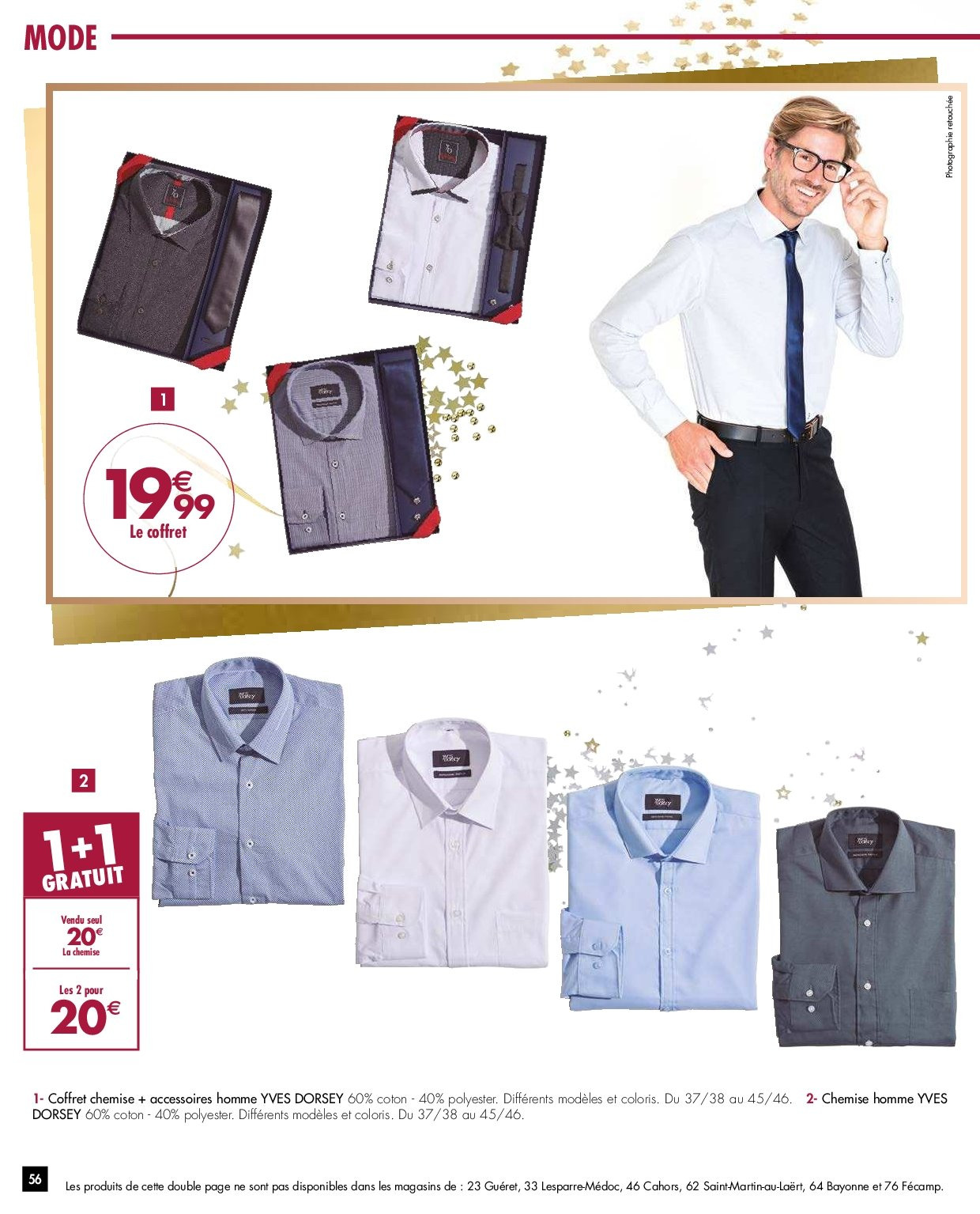 Catalogue Carrefour - 27.11.2018 - 03.12.2018. Page 56.