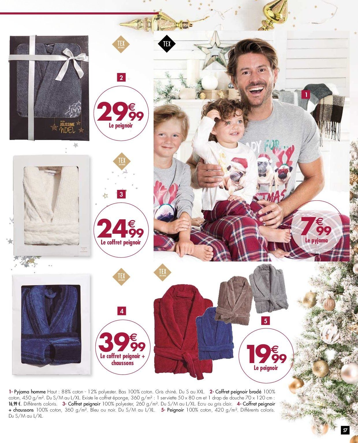 Catalogue Carrefour - 27.11.2018 - 03.12.2018. Page 57.