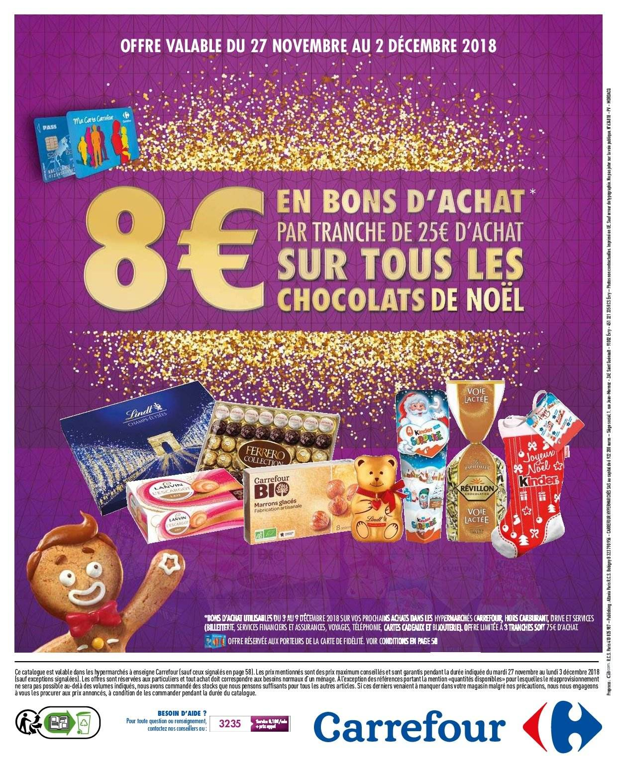 Catalogue Carrefour - 27.11.2018 - 03.12.2018. Page 60.