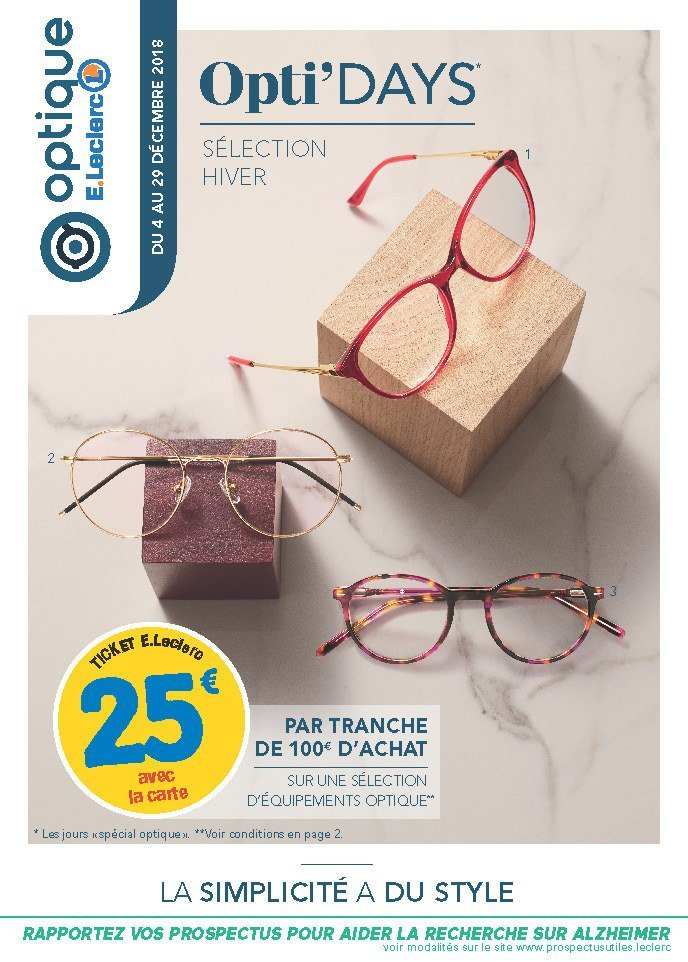 Catalogue E.Leclerc - 04.12.2018 - 29.12.2018. Page 1.