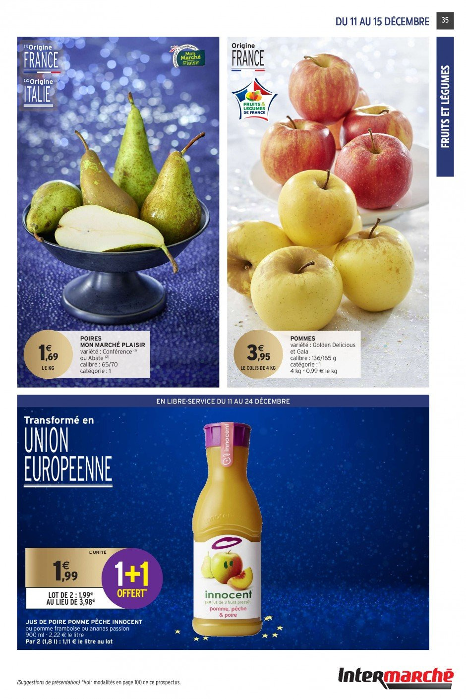 Catalogue Intermarché - 11.12.2018 - 24.12.2018. Page 29.