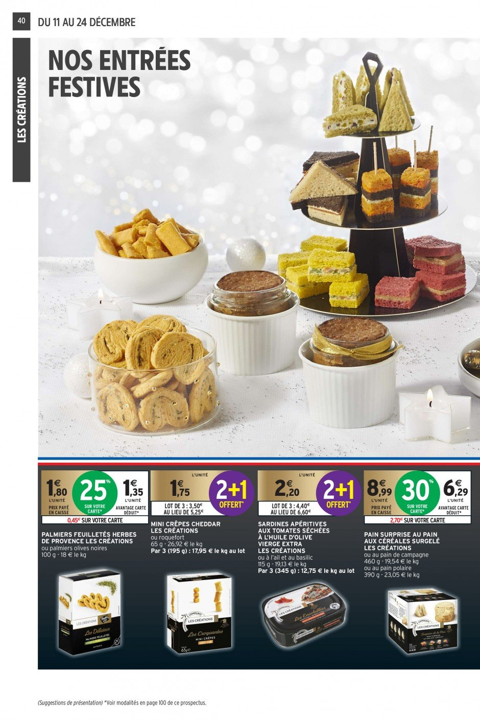 Catalogue Intermarché - 11.12.2018 - 24.12.2018. Page 34.