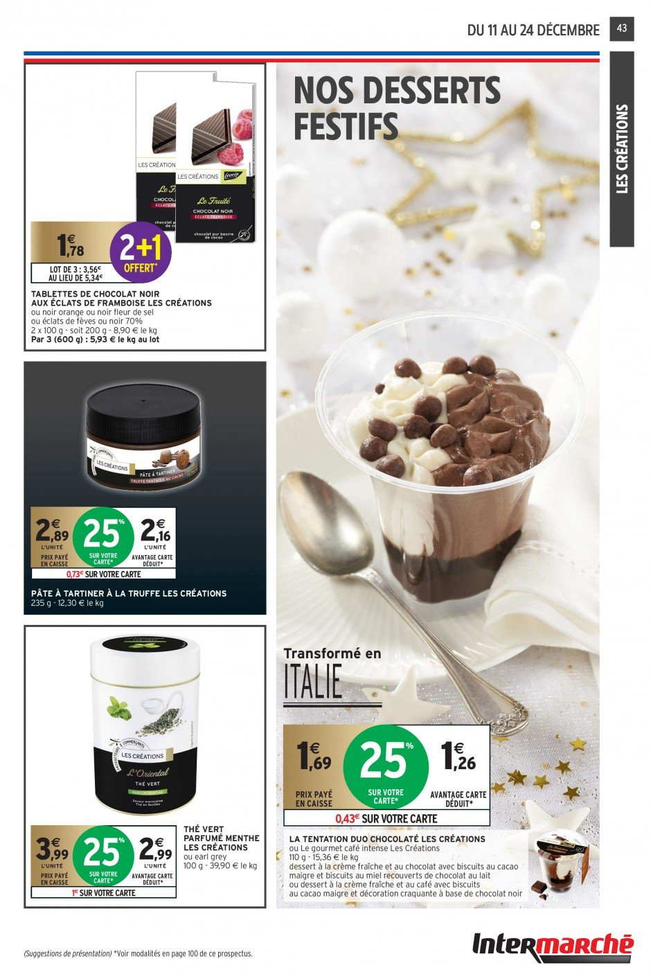 Catalogue Intermarché - 11.12.2018 - 24.12.2018. Page 37.