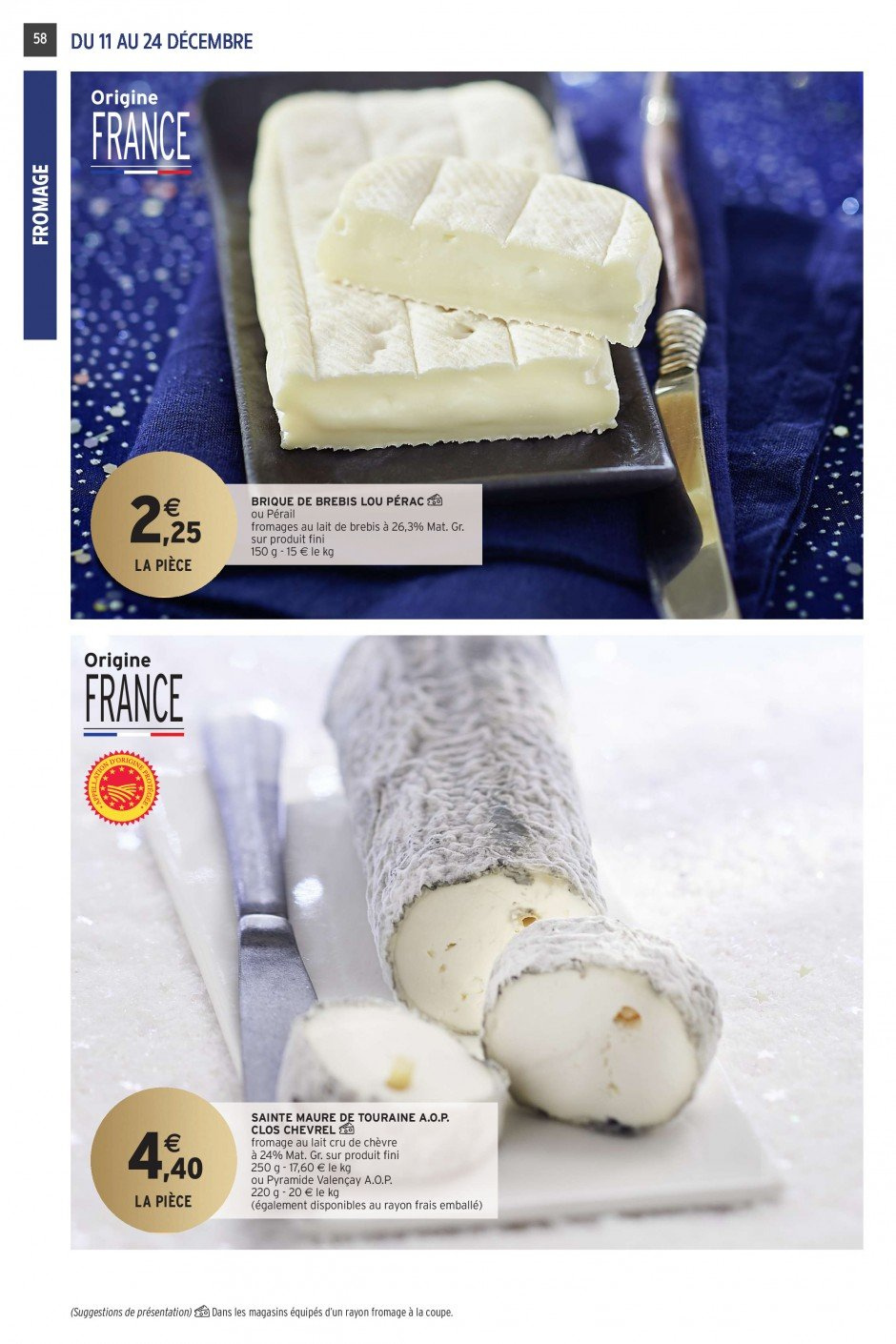 Catalogue Intermarché - 11.12.2018 - 24.12.2018. Page 52.
