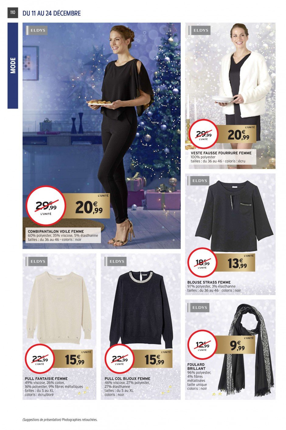 Catalogue Intermarché - 11.12.2018 - 24.12.2018. Page 104.