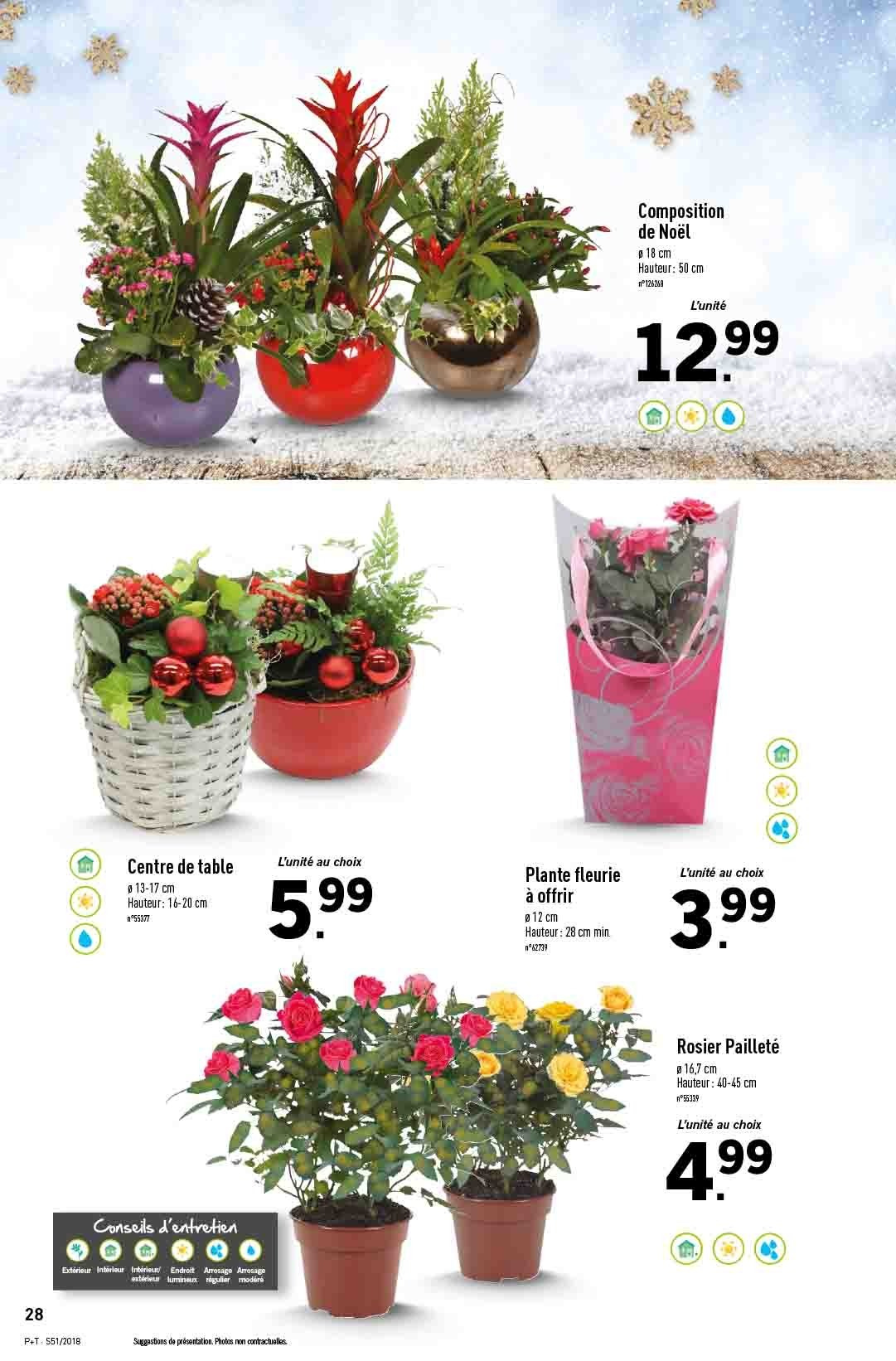 Catalogue Lidl - 19.12.2018 - 24.12.2018. Page 28.